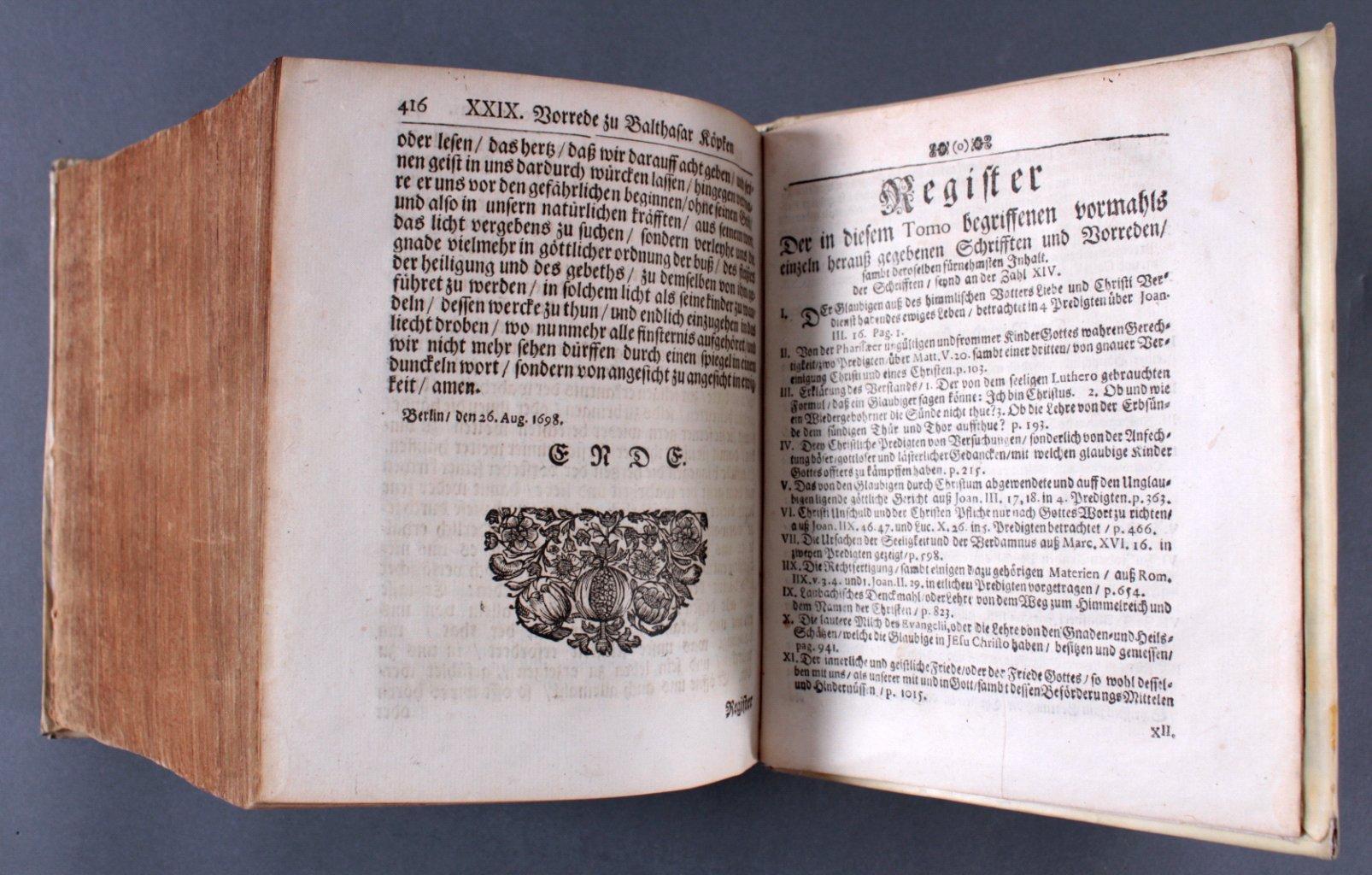 2 Bände Opera Ominia – Joh. Lightfooti, 1618-8