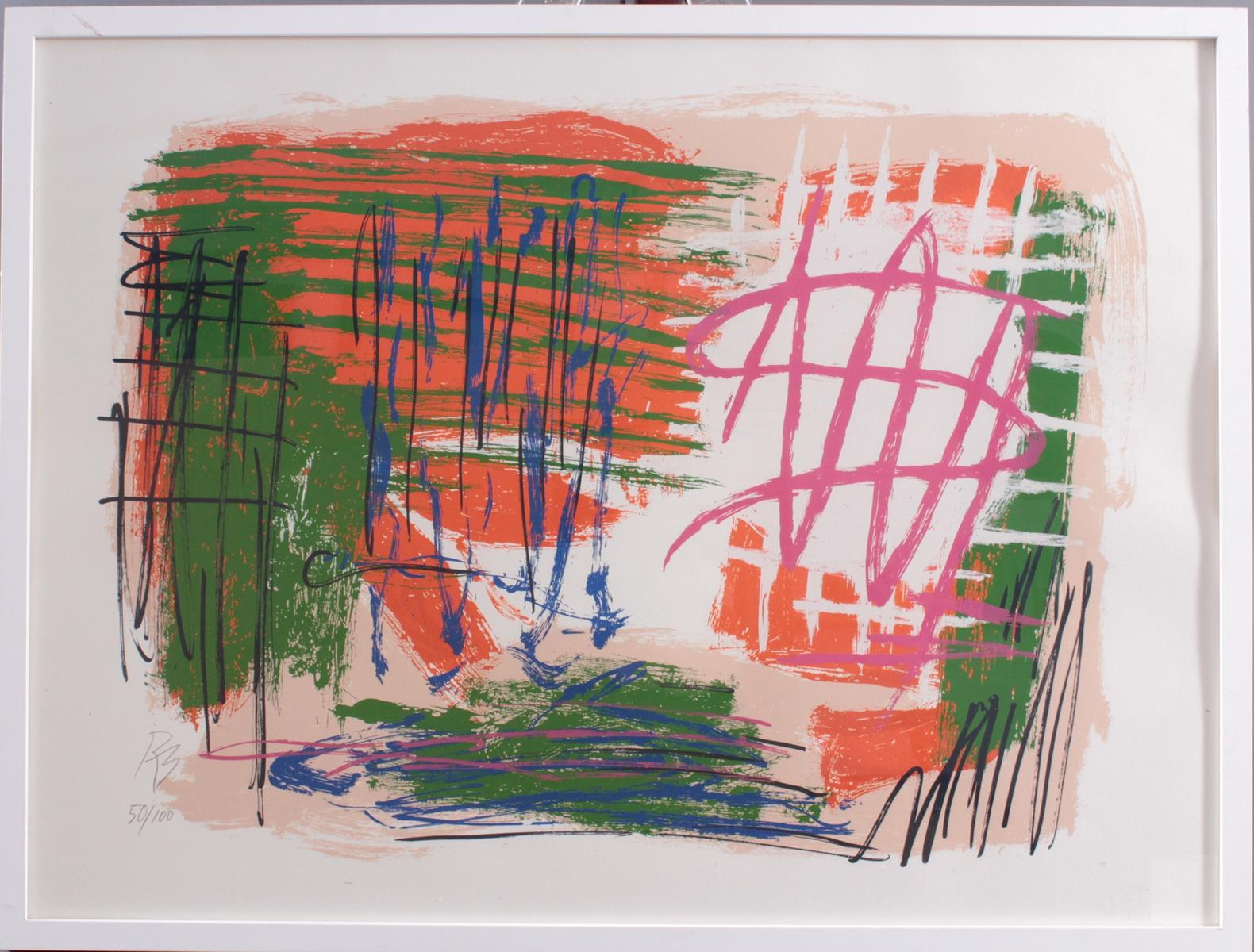 Reinhold Braun (1961).  'Topo-Univers'