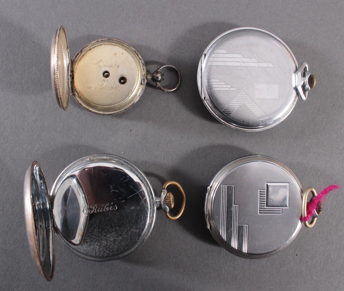 4 Taschenuhren-3