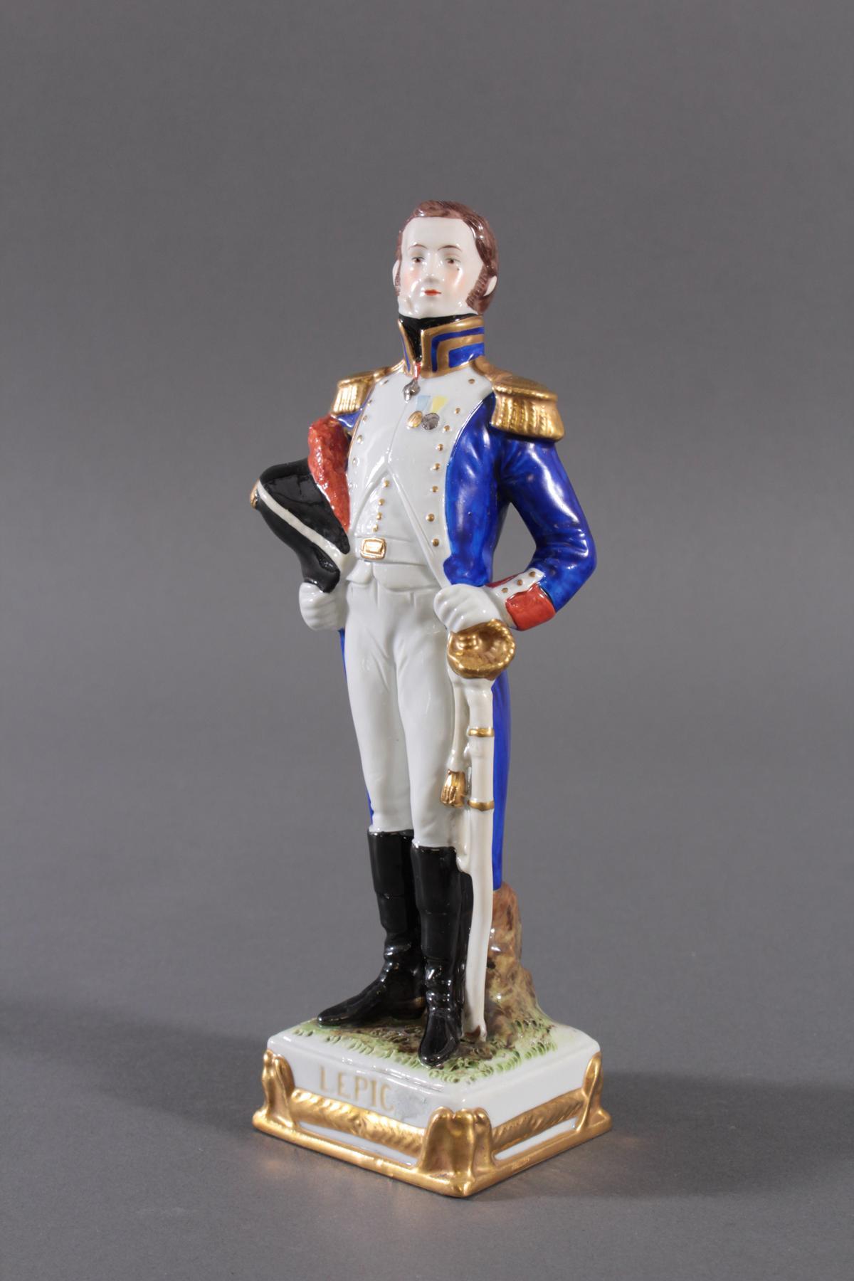 Scheibe Alsbach – Figur, Louis Lepic 1765 – 1827-2