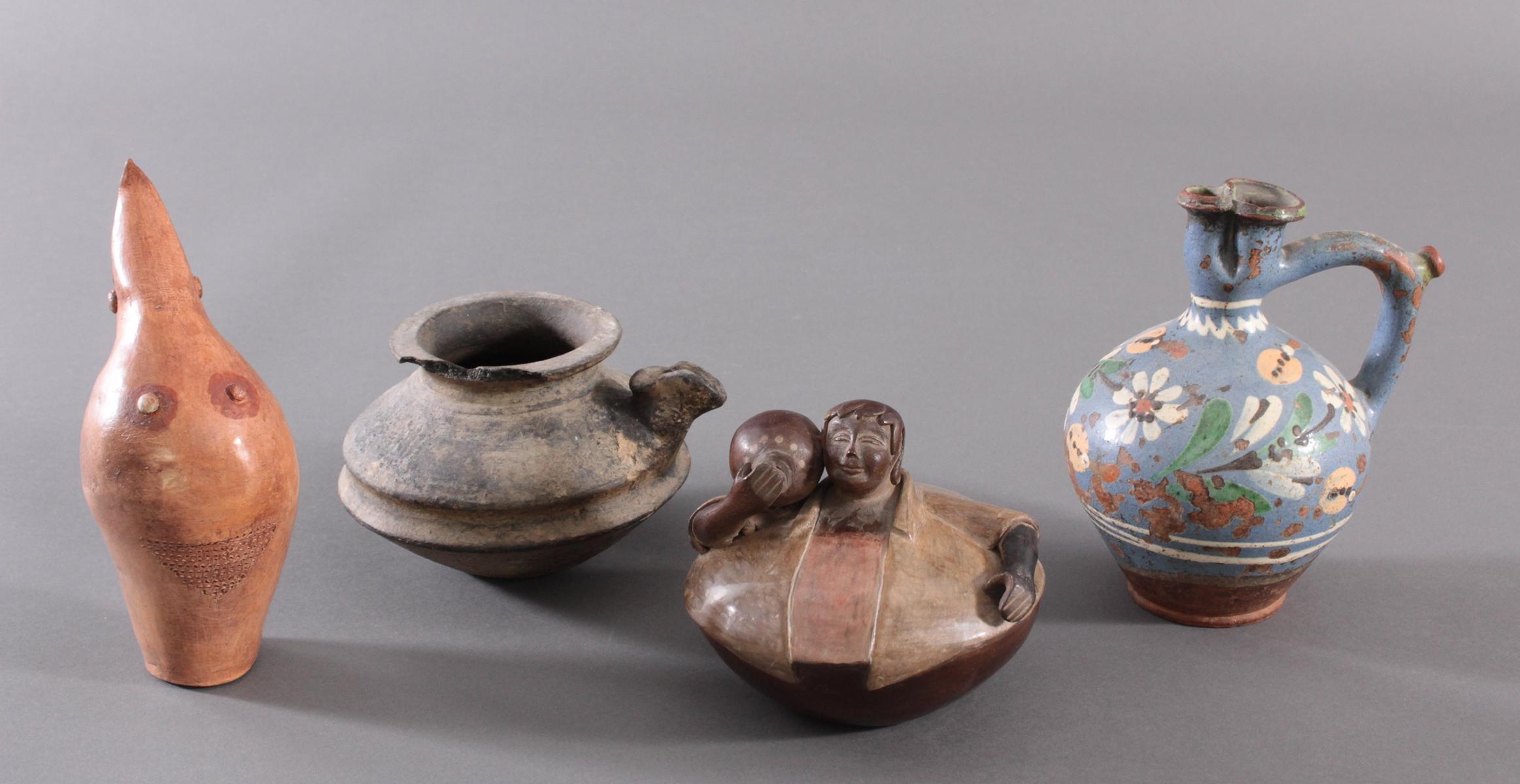 4 unterschiedliche Keramiken-2