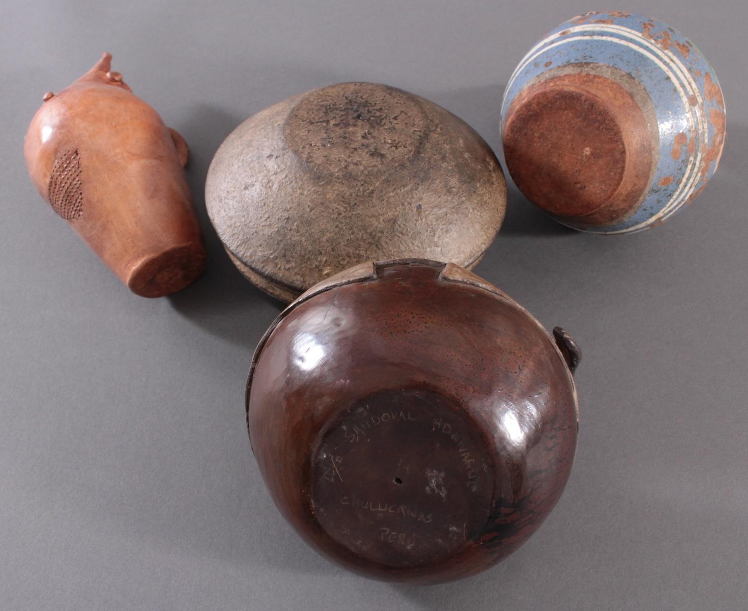 4 unterschiedliche Keramiken-6