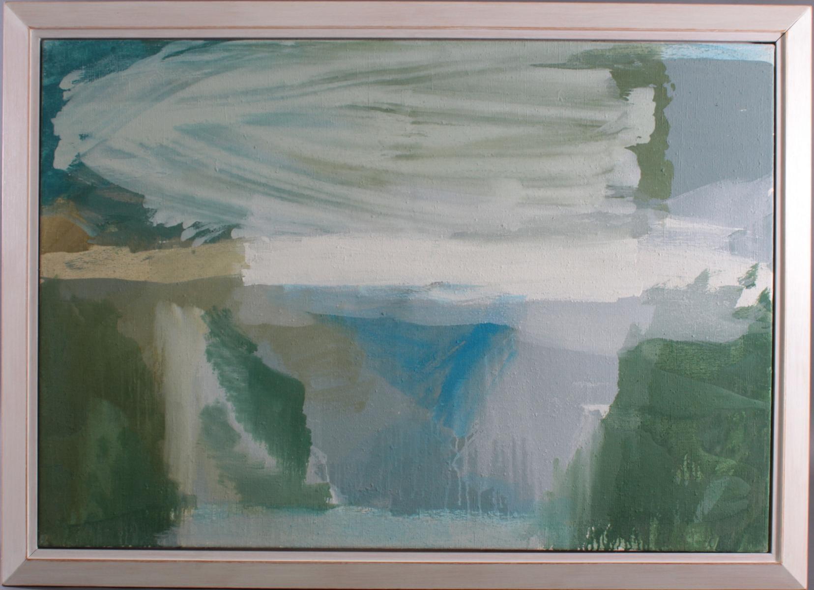 Lutz Wolf 1943 – 1997, Landschaft Grezzo