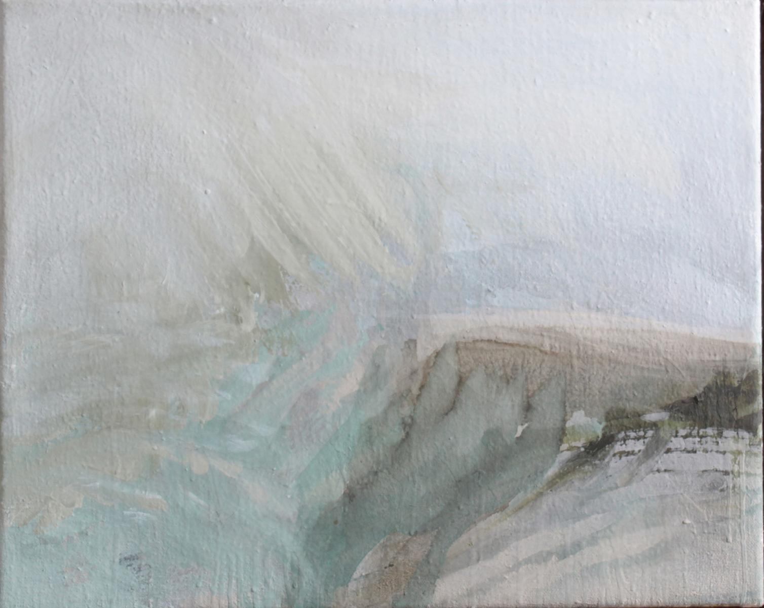 Lutz Wolf 1943 – 1997,  Landschaft-2