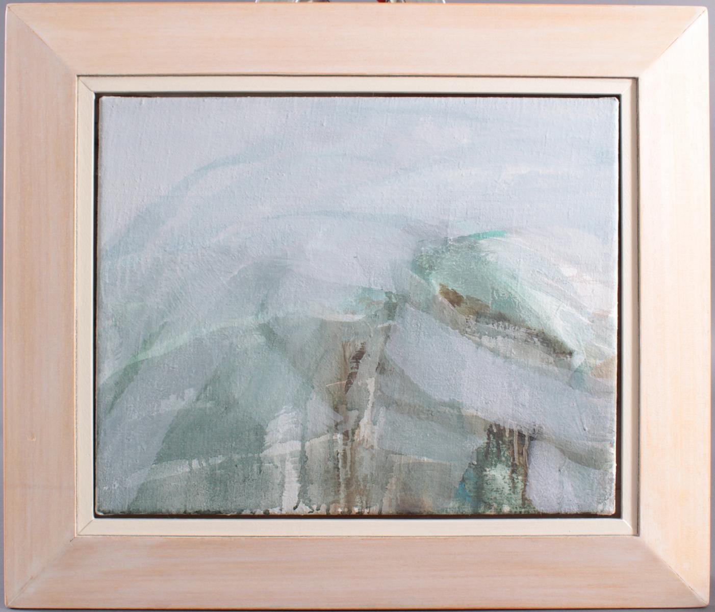 Lutz Wolf 1943 – 1997,  Landschaft 11 – 87