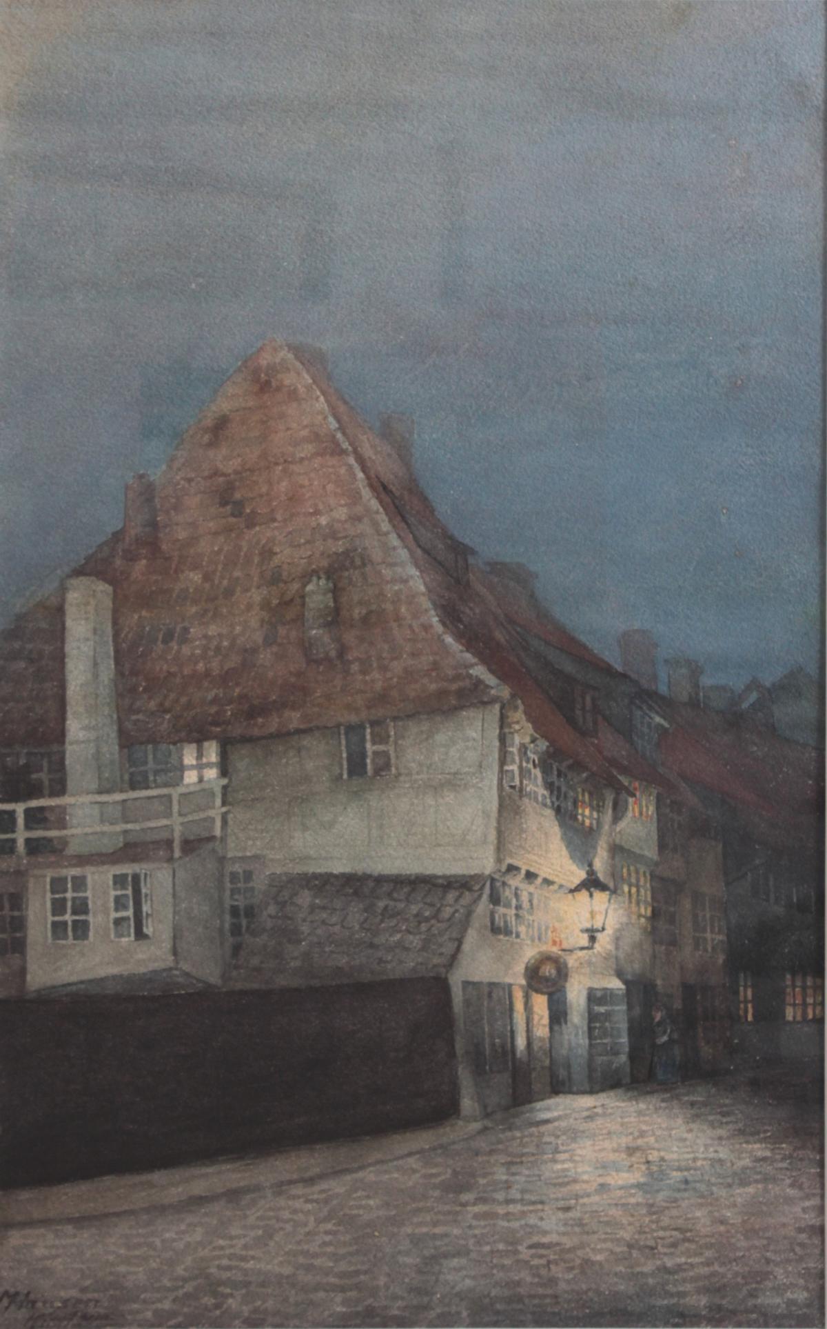 Maria Hansen, Kiel-2