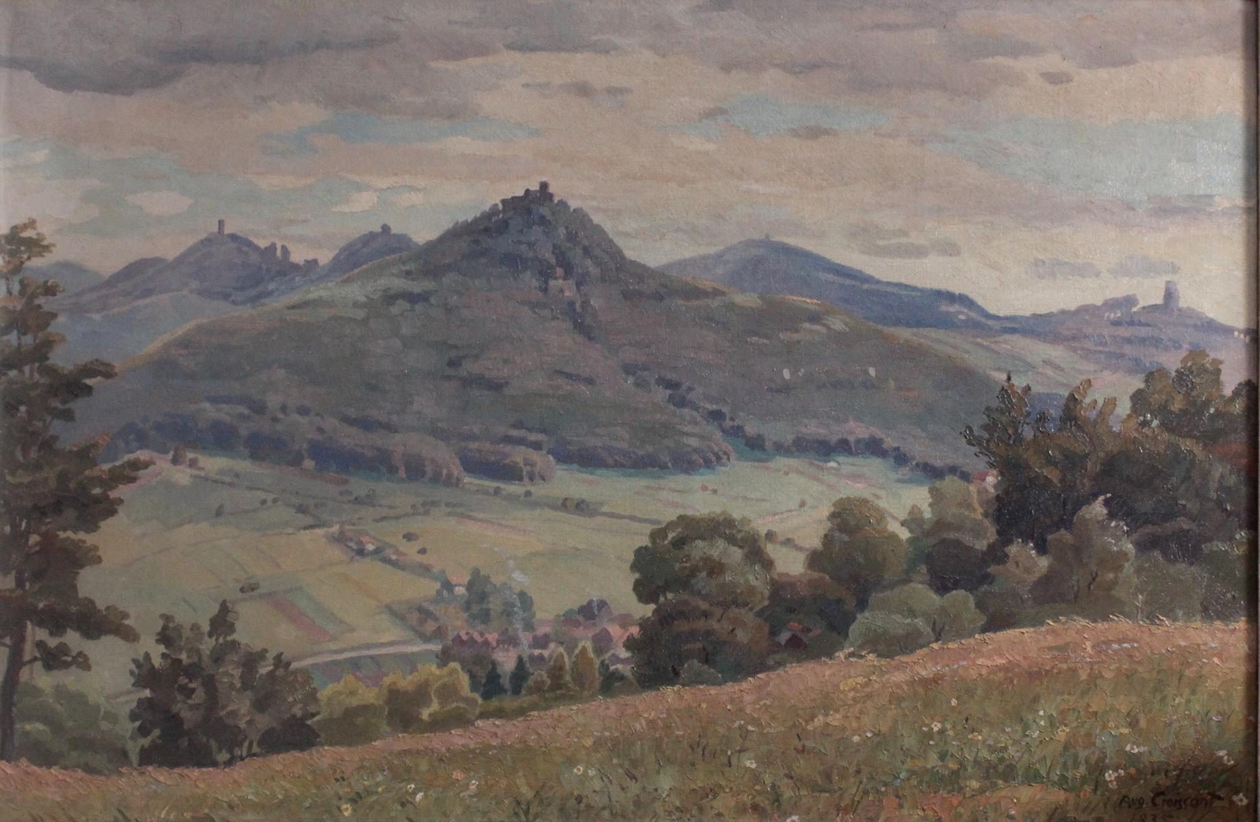 Auguste Croissant (1870 Edenkoben-1941 Landau)-2