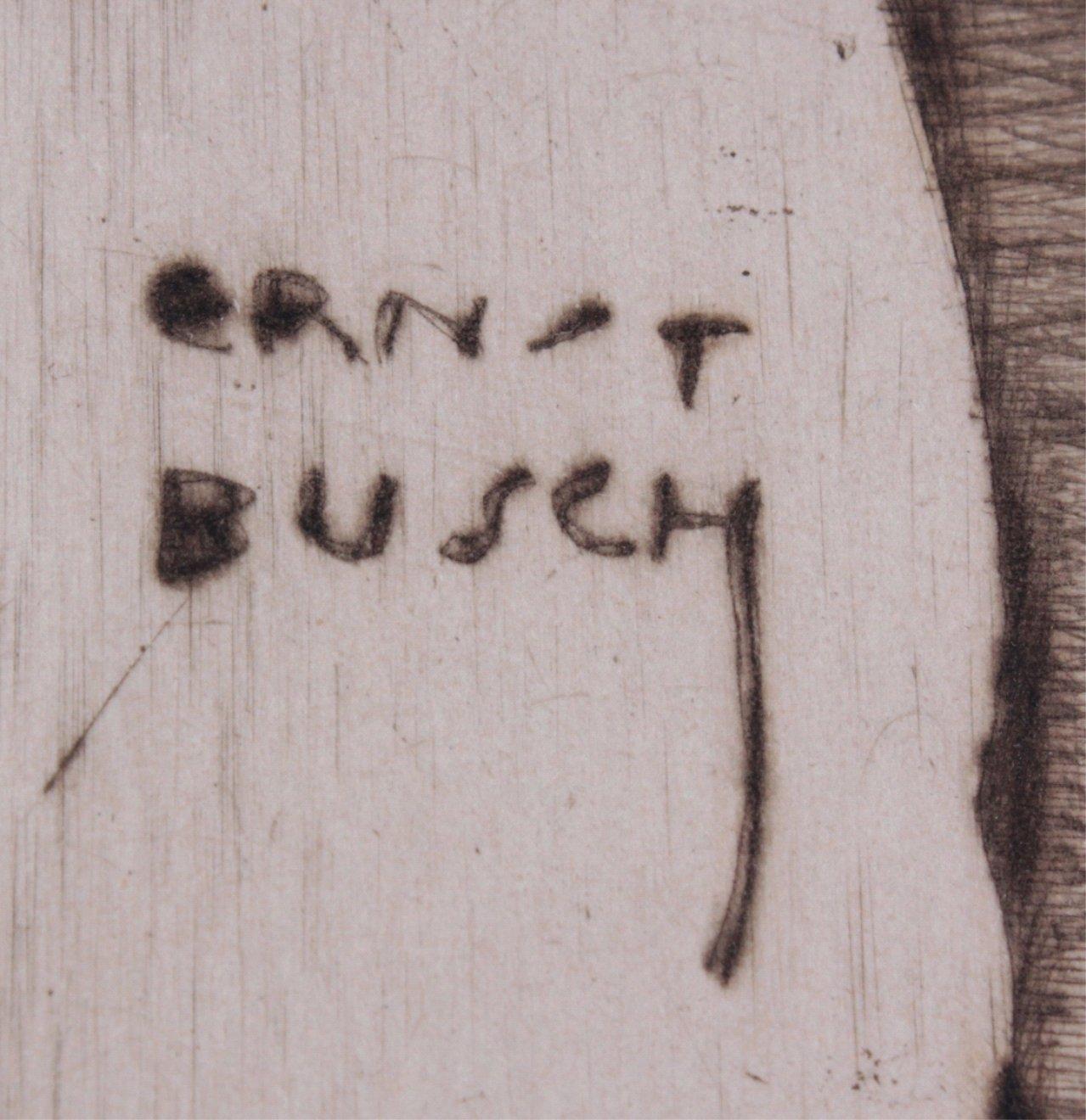 Ernst Busch 1920-3