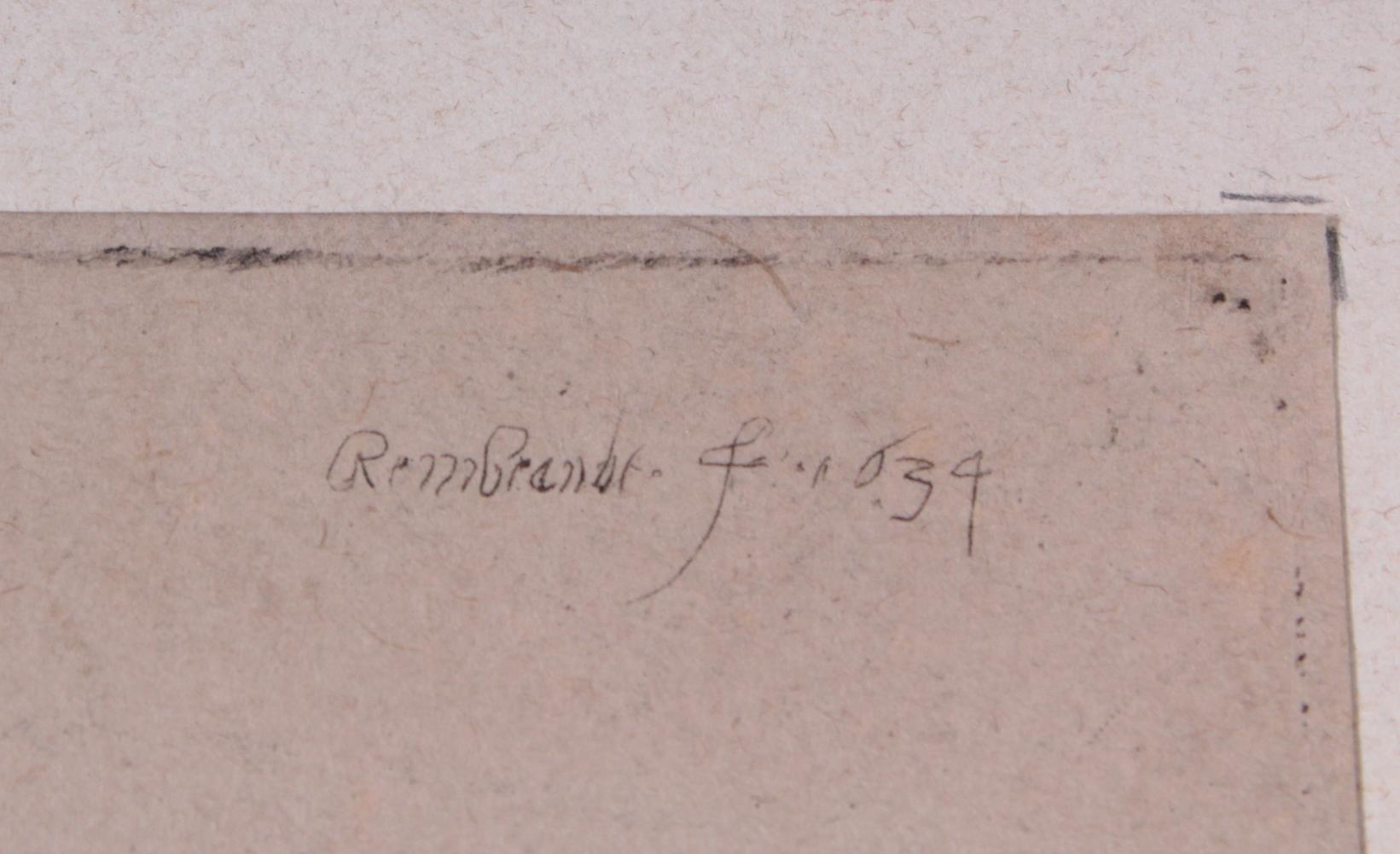 Rembrandt van Rijn (1606 – 1669)-4