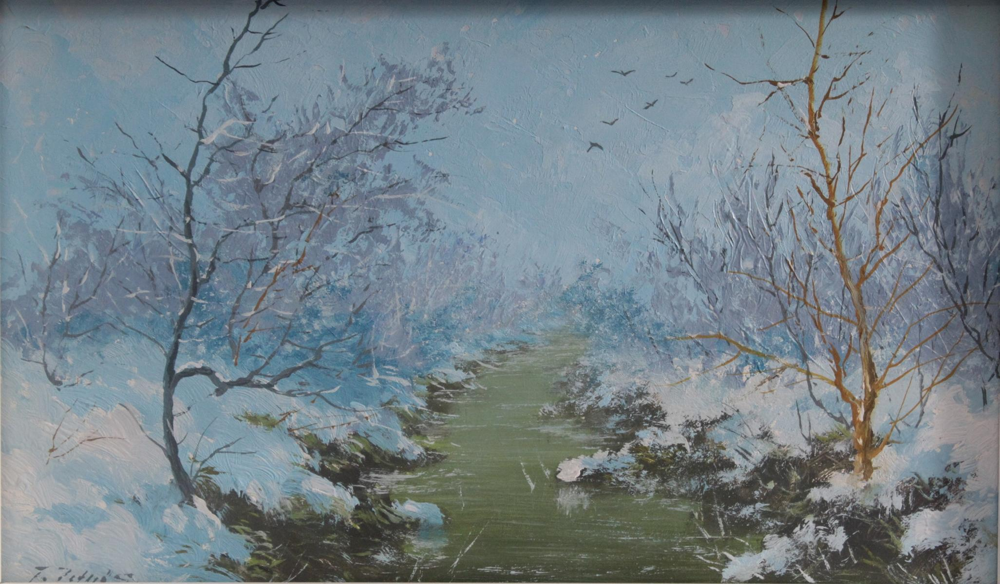 Torjai Pethö Gyula, ungarischer Künstler-2