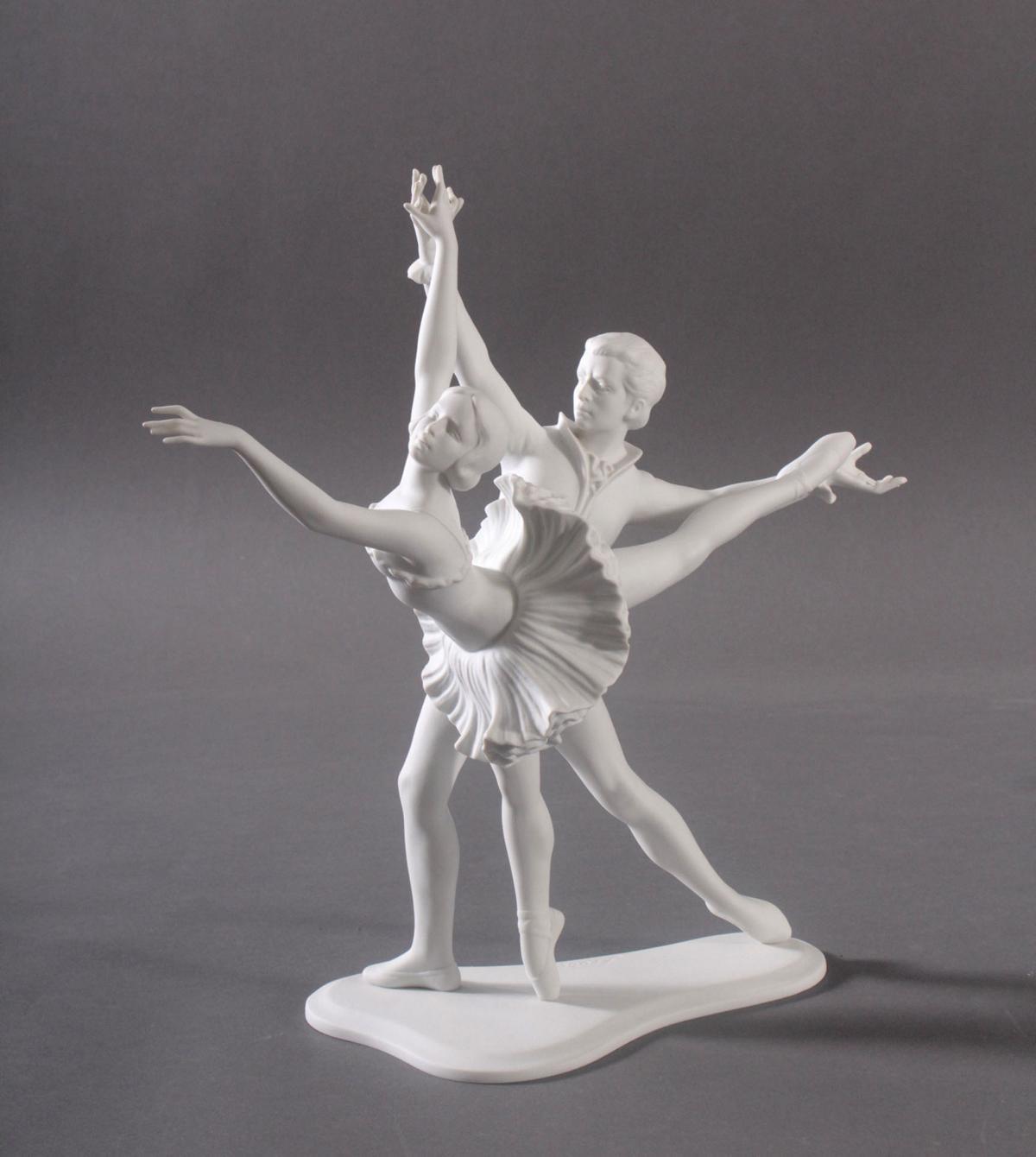 Goebel-Figur, 'Tanzendes Paar', 20. Jahrhundert