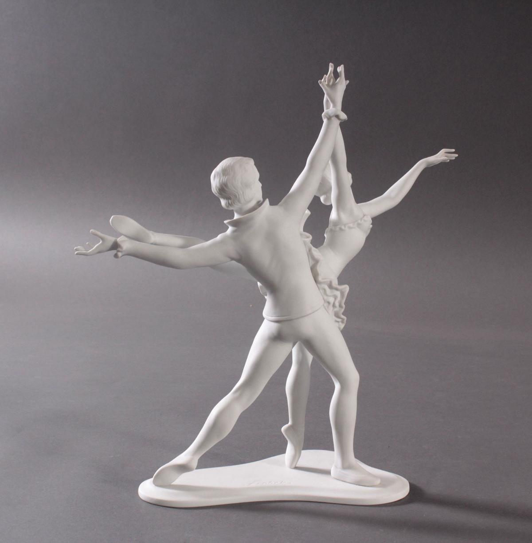 Goebel-Figur, 'Tanzendes Paar', 20. Jahrhundert-4