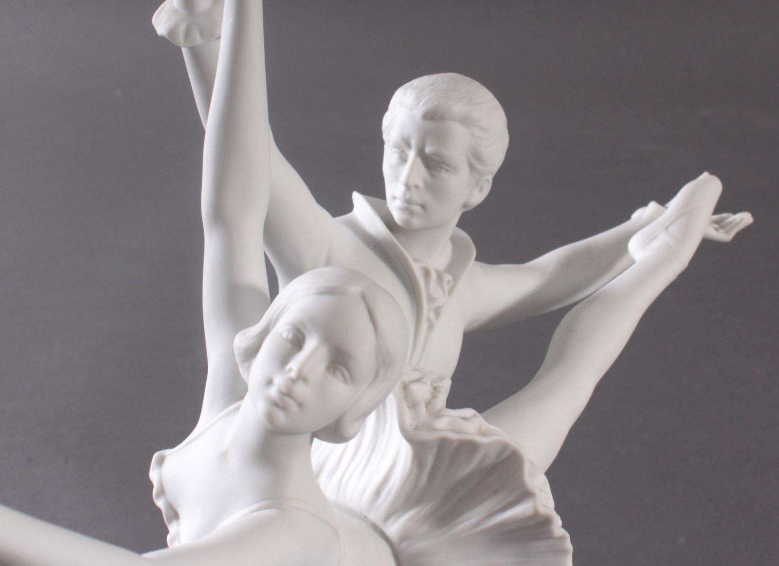 Goebel-Figur, 'Tanzendes Paar', 20. Jahrhundert-5