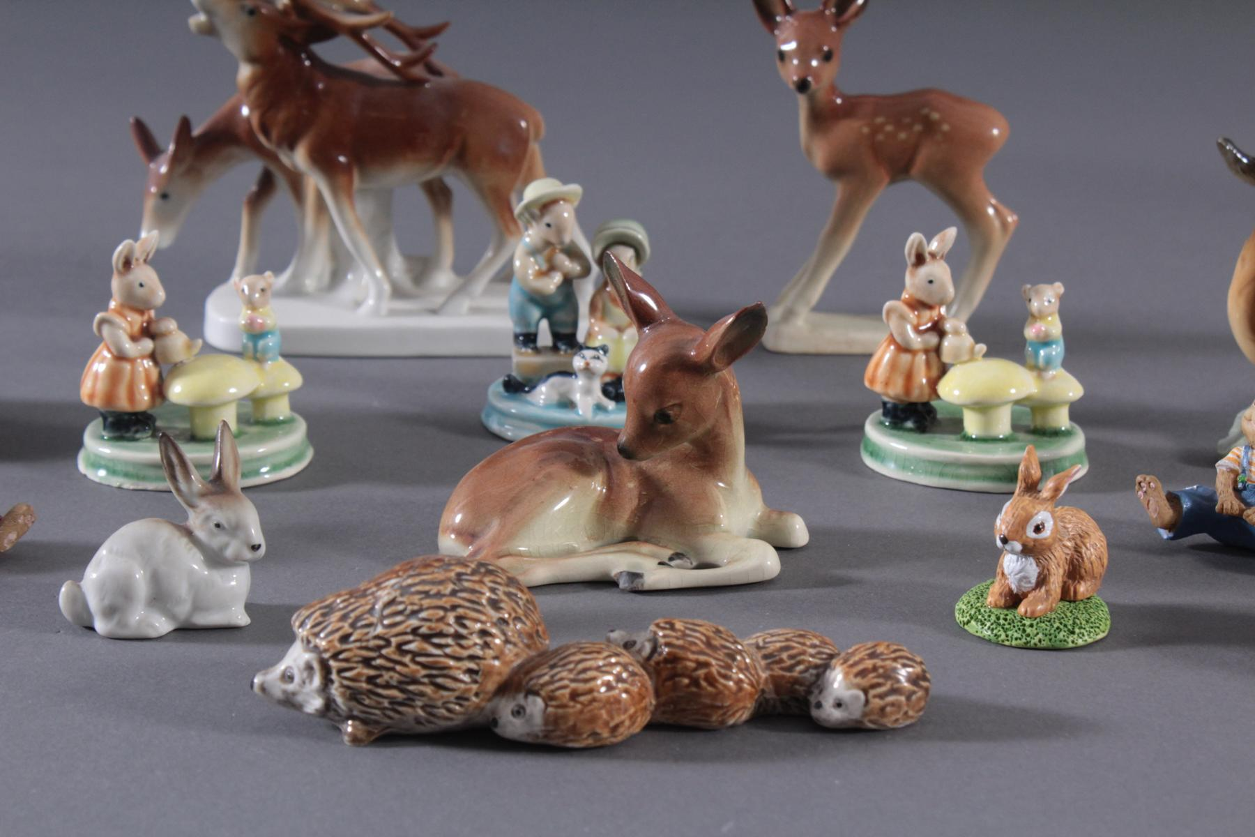 14 diverse Tierfiguren-2