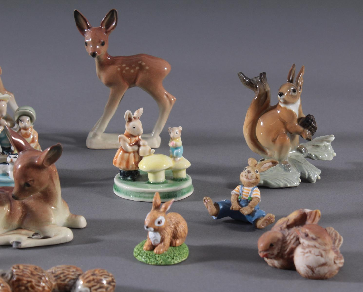 14 diverse Tierfiguren-3