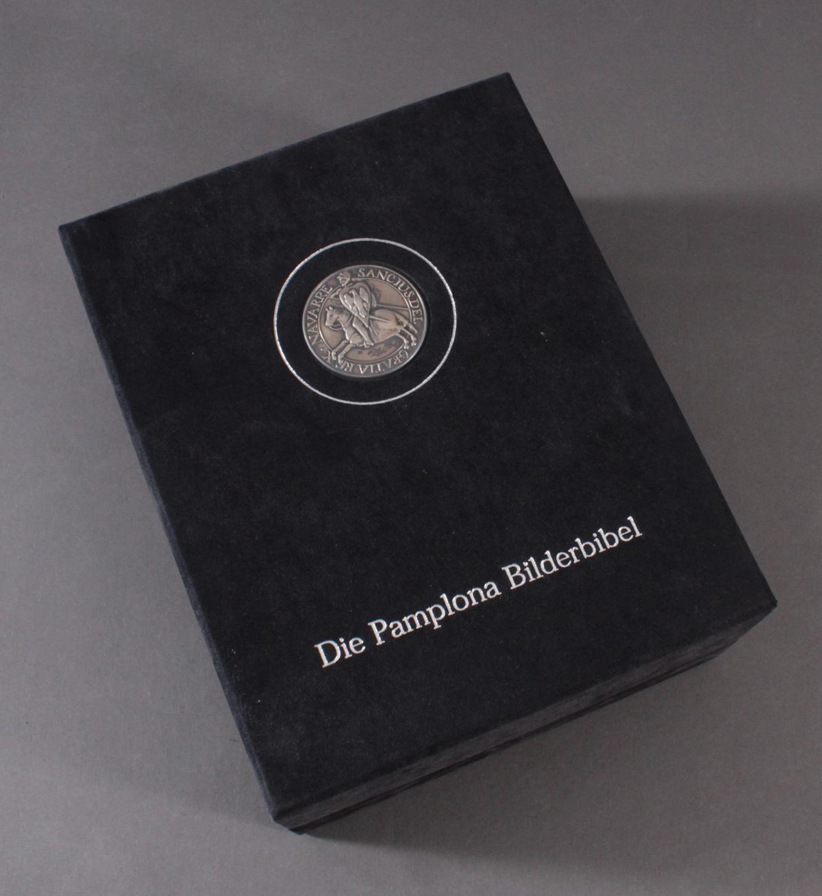 Pambloma Bilderbibel des Königs Sancho el Fuerte, Faksimile-4
