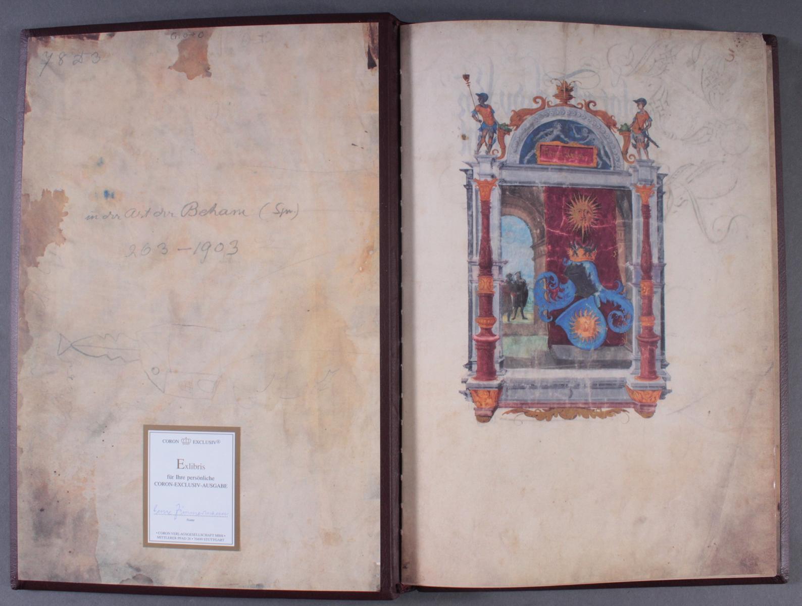 Faksimile, Biblia 1630 Das neue Testamen durch Martin Luther verdeutscht, Splendor Solis-3