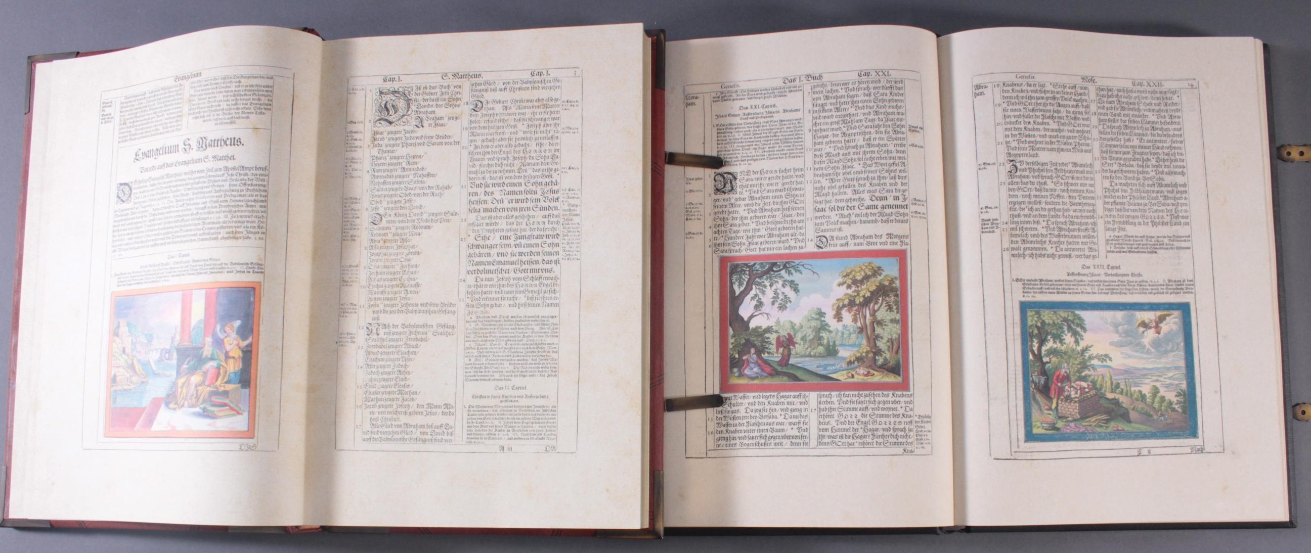 2 Faksimile, Biblia 1630-3