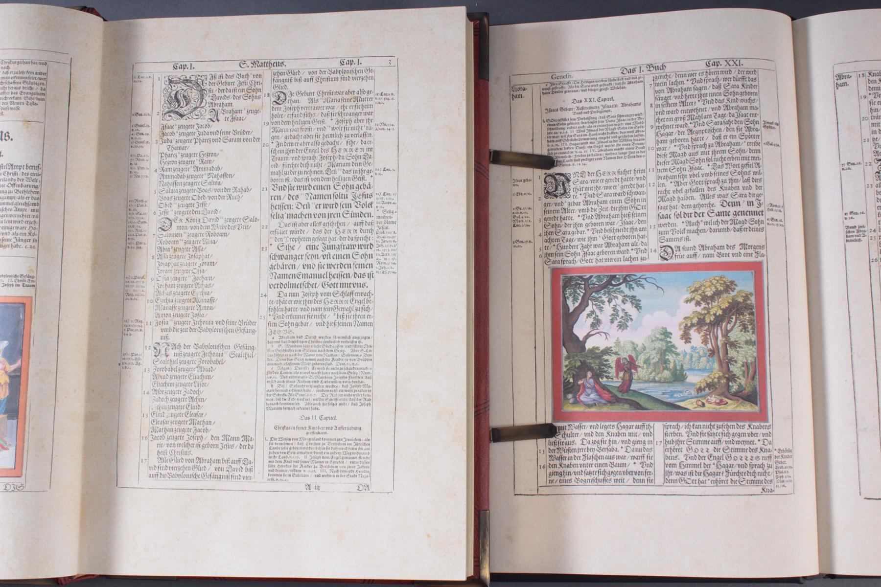 2 Faksimile, Biblia 1630-4