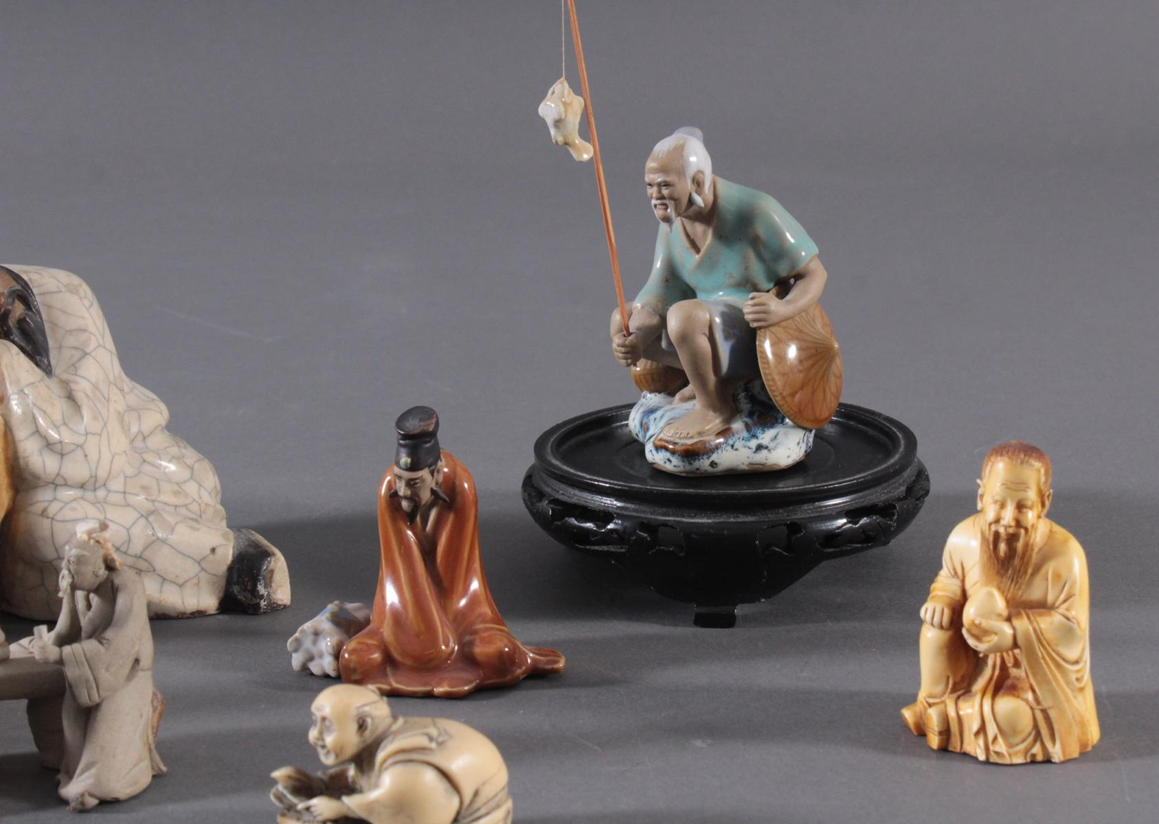 9 asiatische Figuren-4