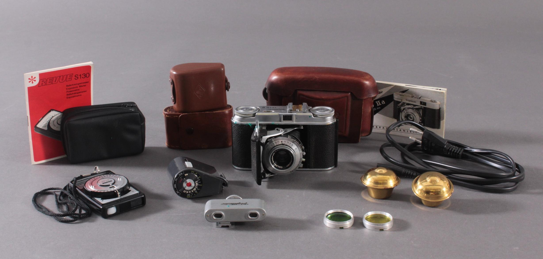 Fotoapparat Voigtländer Vito IIa