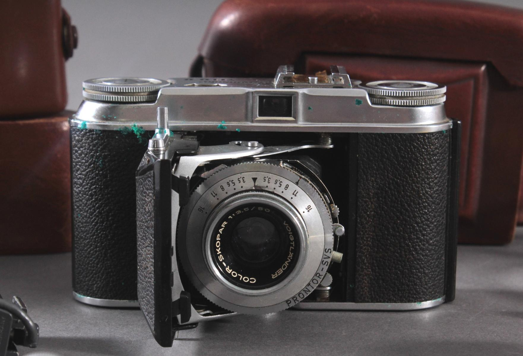 Fotoapparat Voigtländer Vito IIa-3