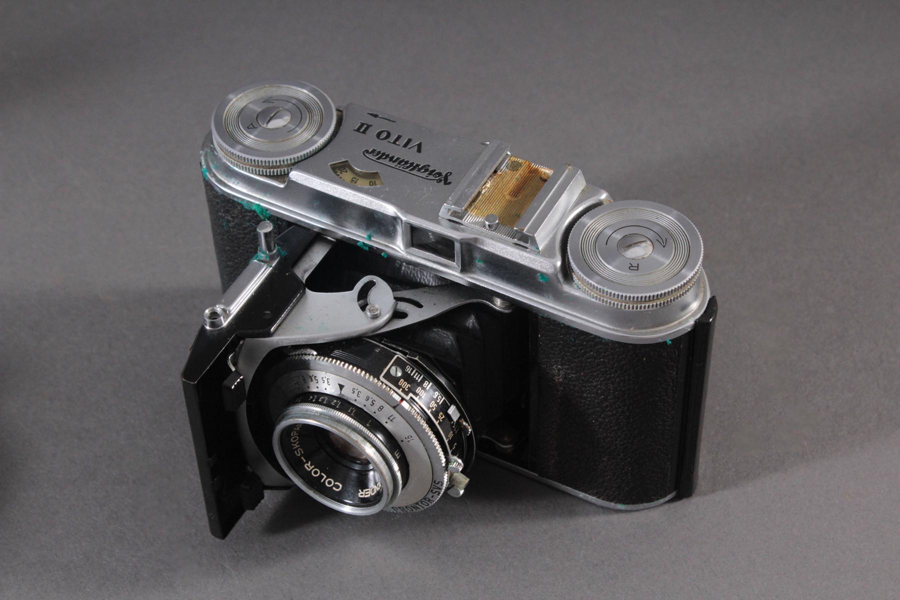 Fotoapparat Voigtländer Vito IIa-4