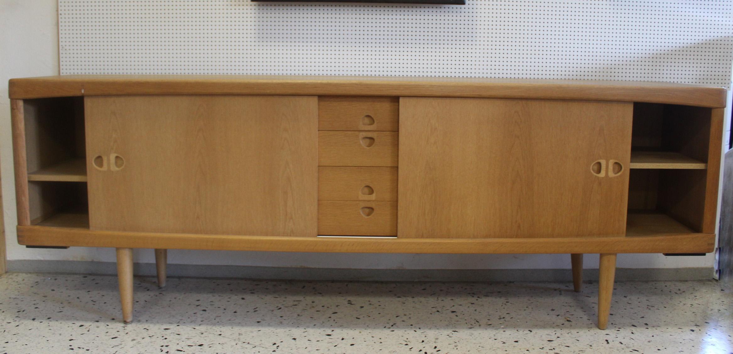 Dänische Designer-Sideboard, Hersteller Bramin-2