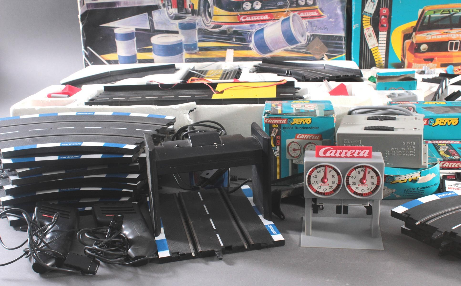 Konvolut Carrera Autorennbahn-2