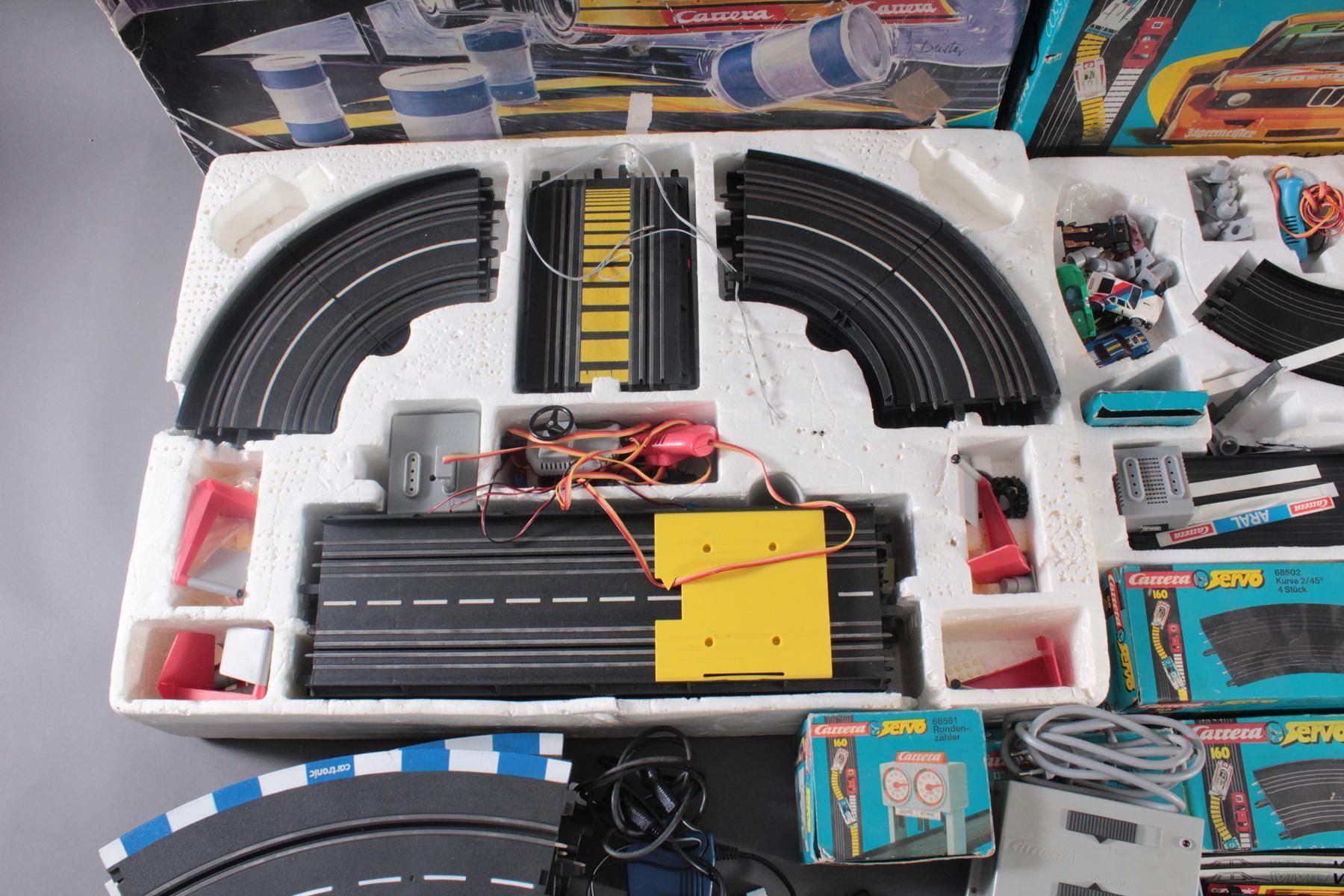 Konvolut Carrera Autorennbahn-5