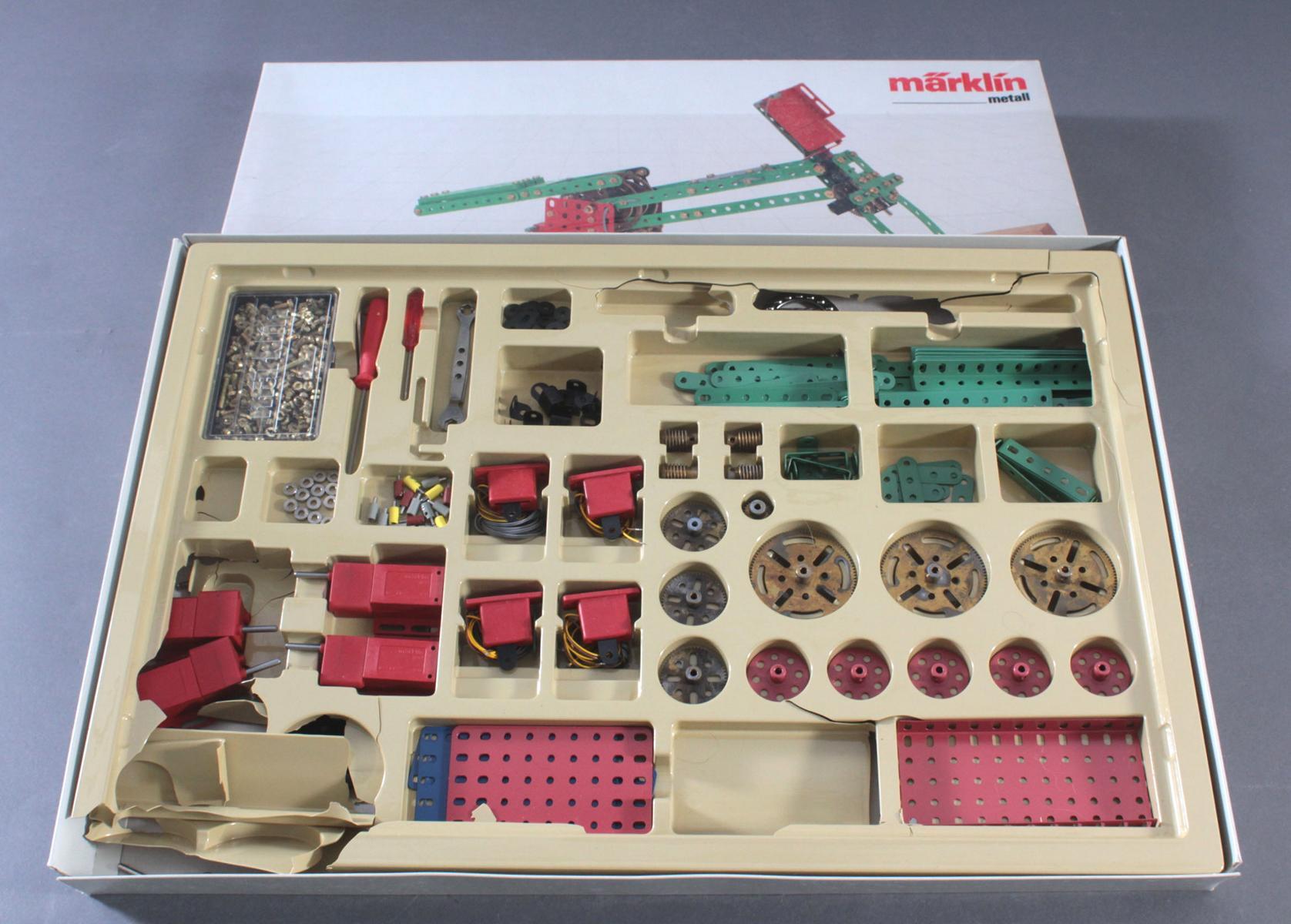 Märklin Roboter Baukasten 1007