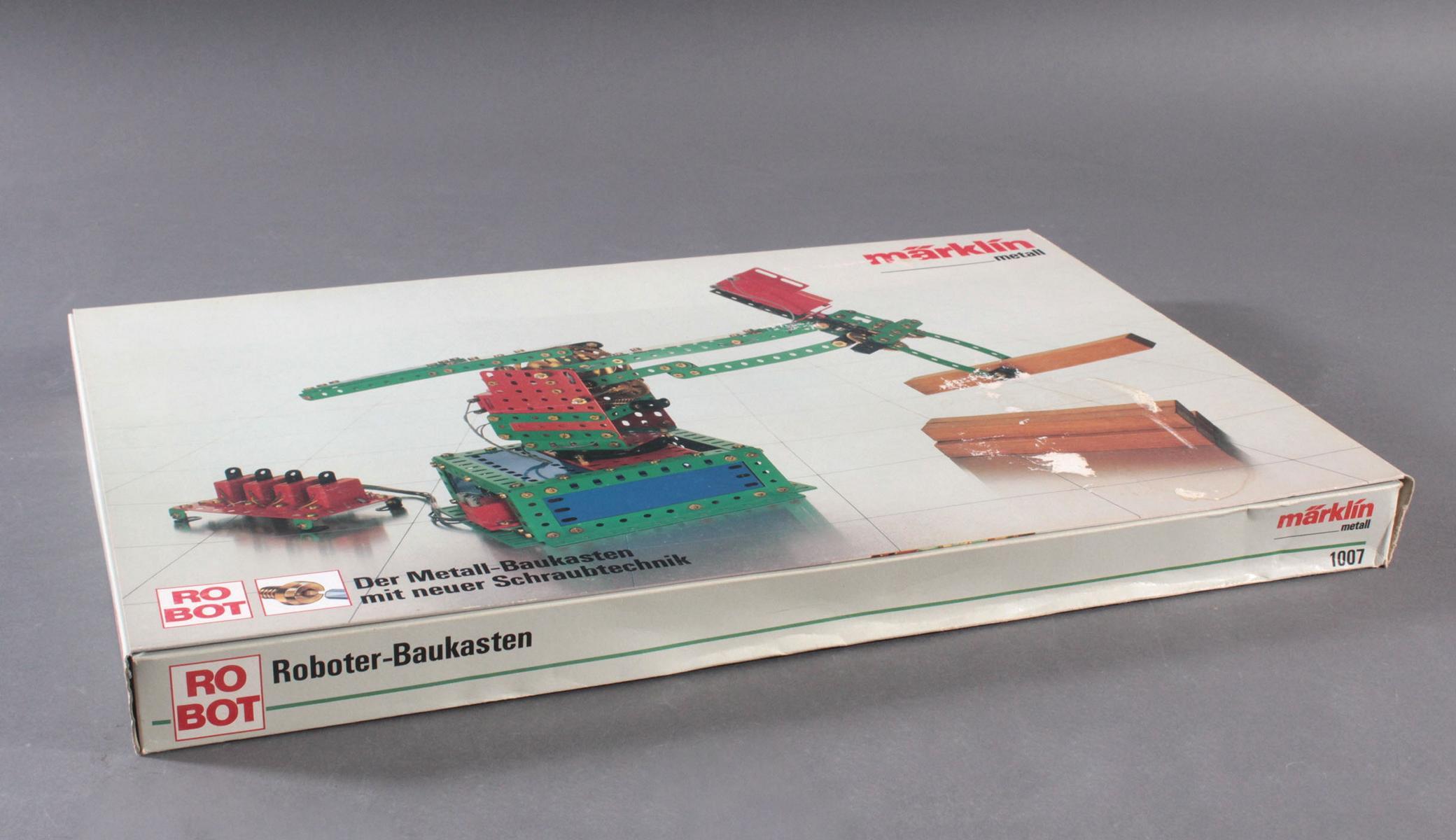 Märklin Roboter Baukasten 1007-3