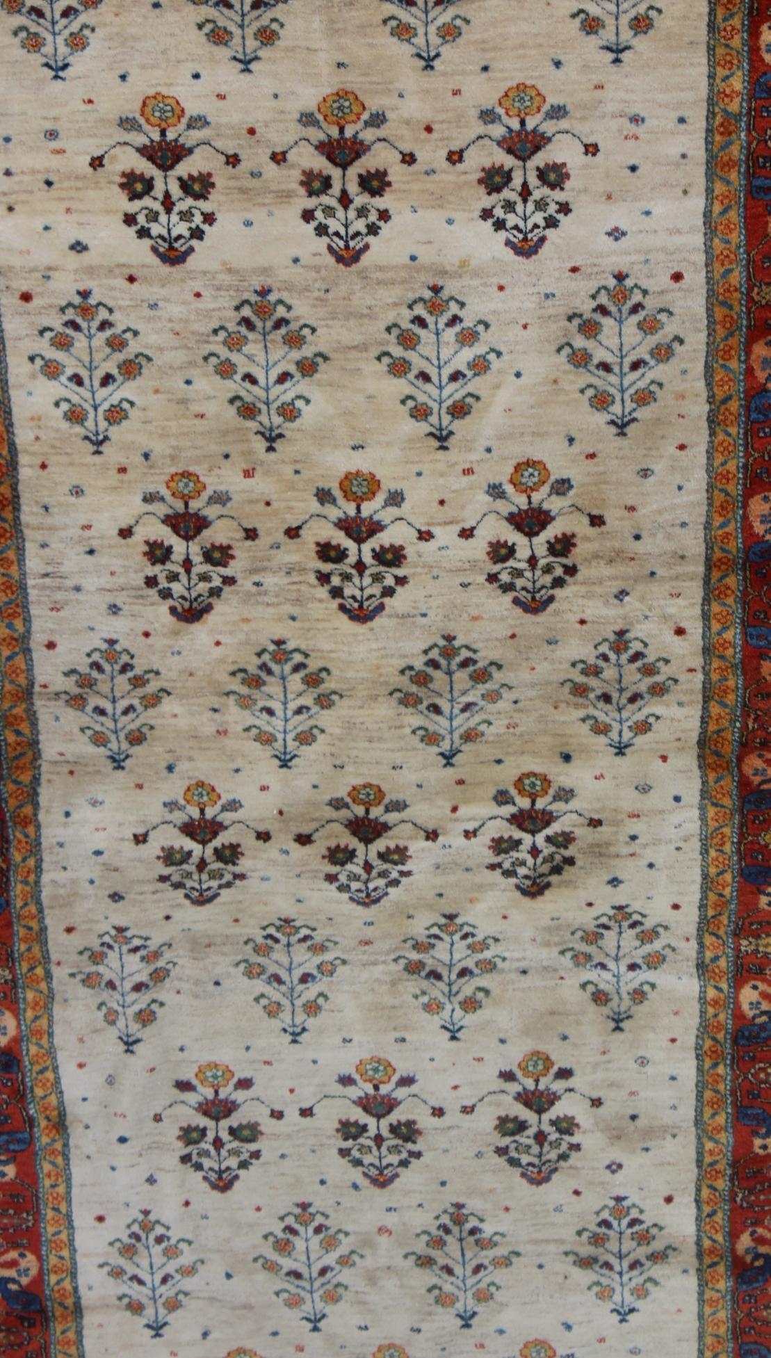 Loribaft Teppich aus West Persien-2