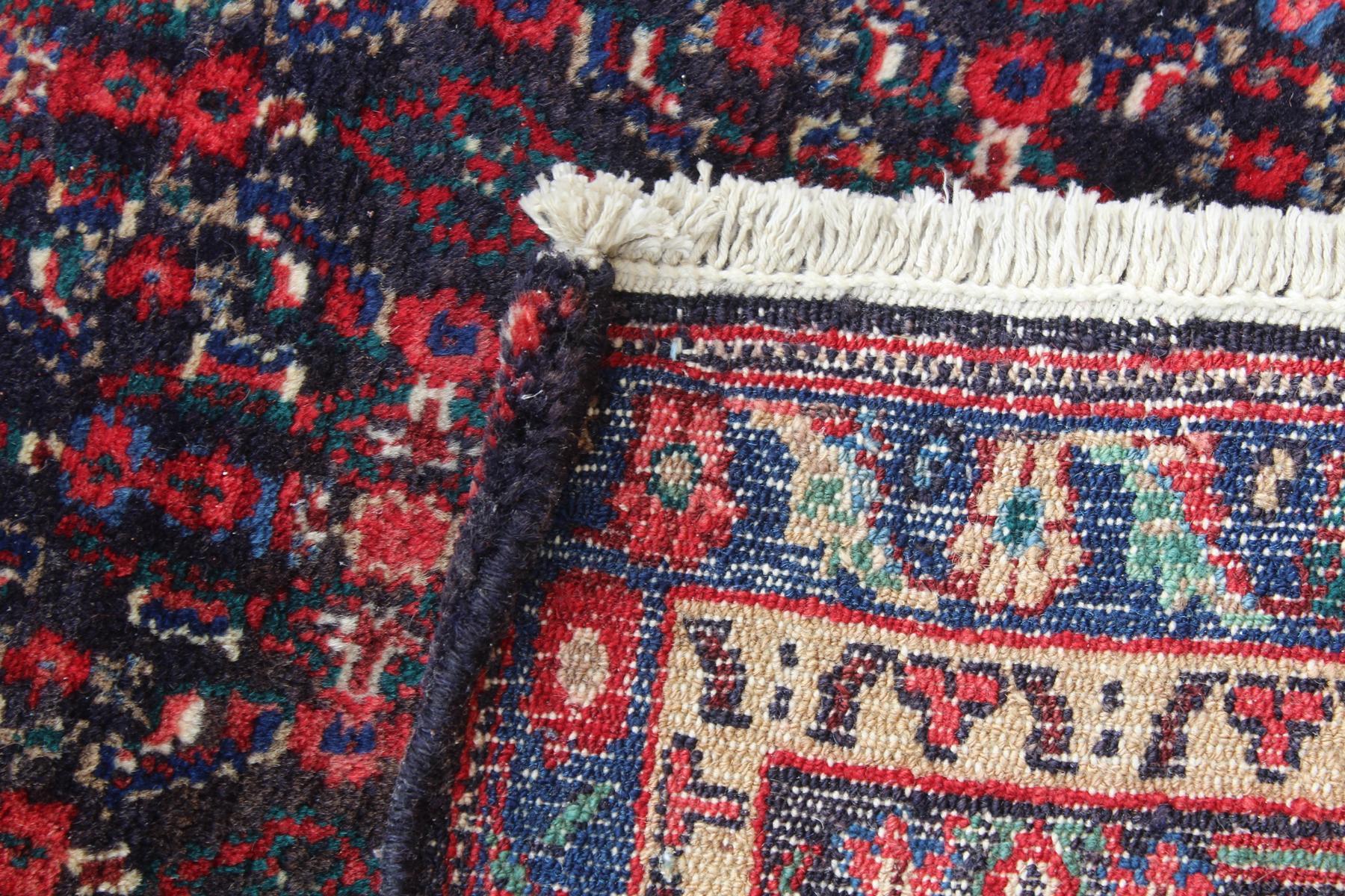 Senneh-Teppich aus West Persien-3