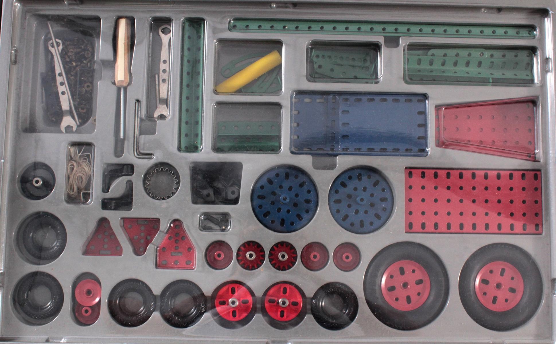 2x Märklin Grundkasten M50 und Ergänzungskasten E50-3