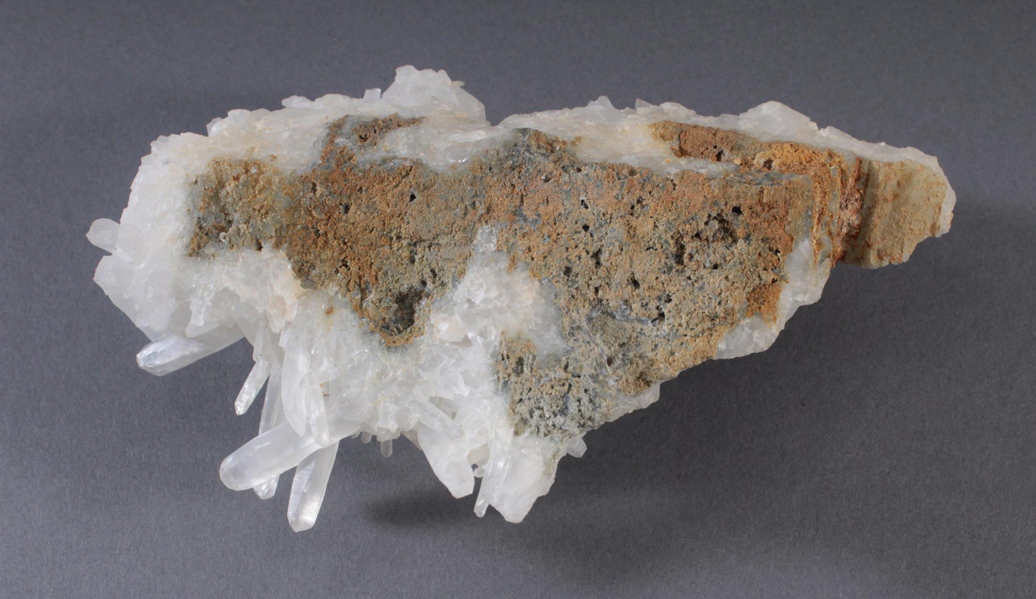 Igelquarz-Kristallstufe, Himalaya-4