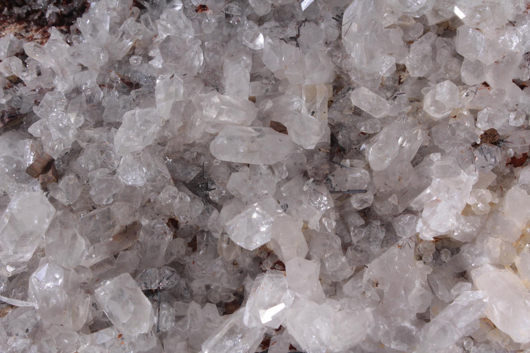 Quarzstufe-Siderit-Rutil-Sagenit-4