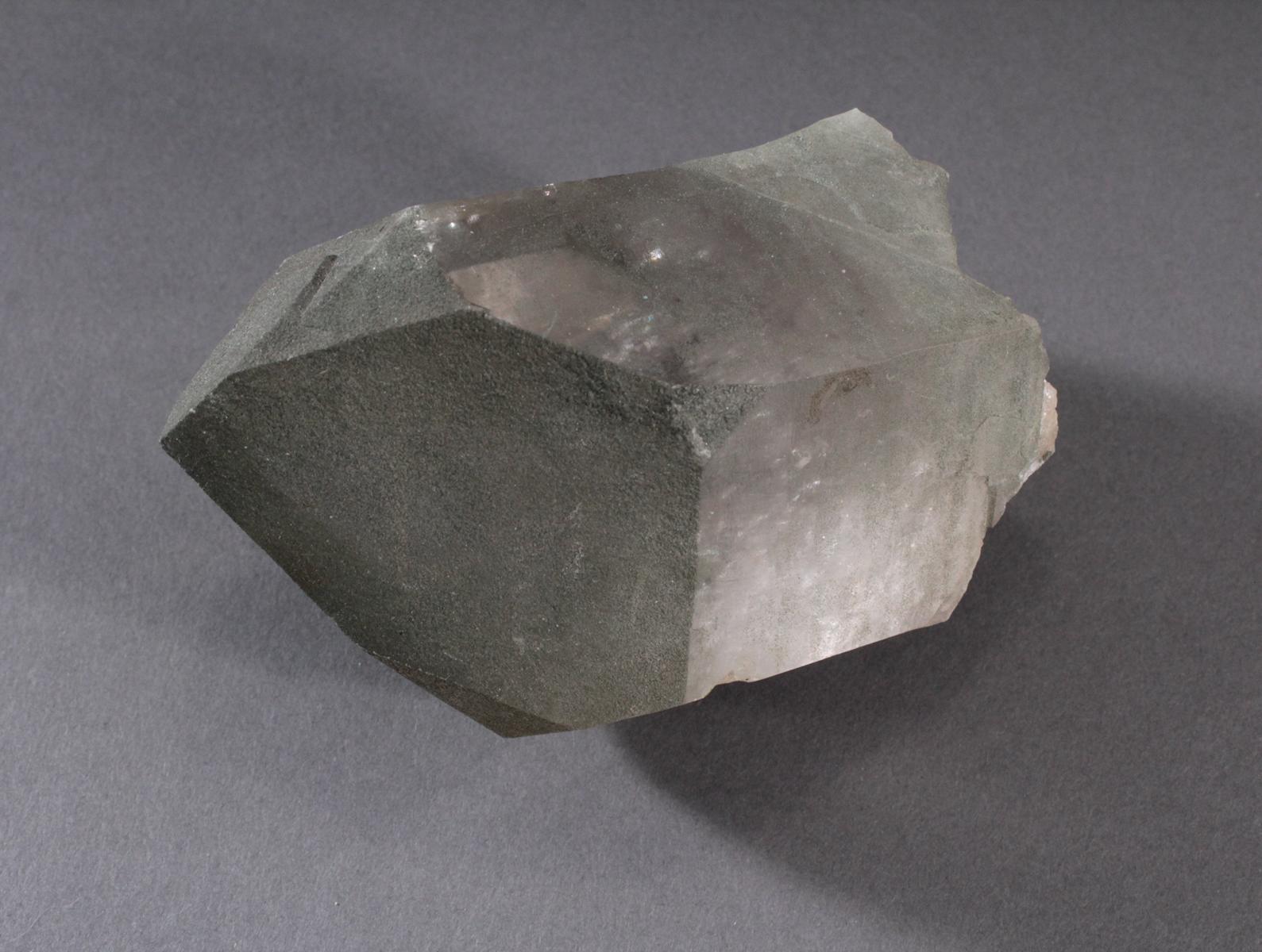 Quarz mit Chlorit-3