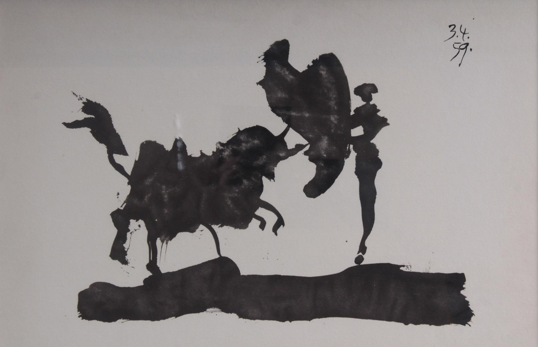 Pablo Picasso (1881-1973)-2