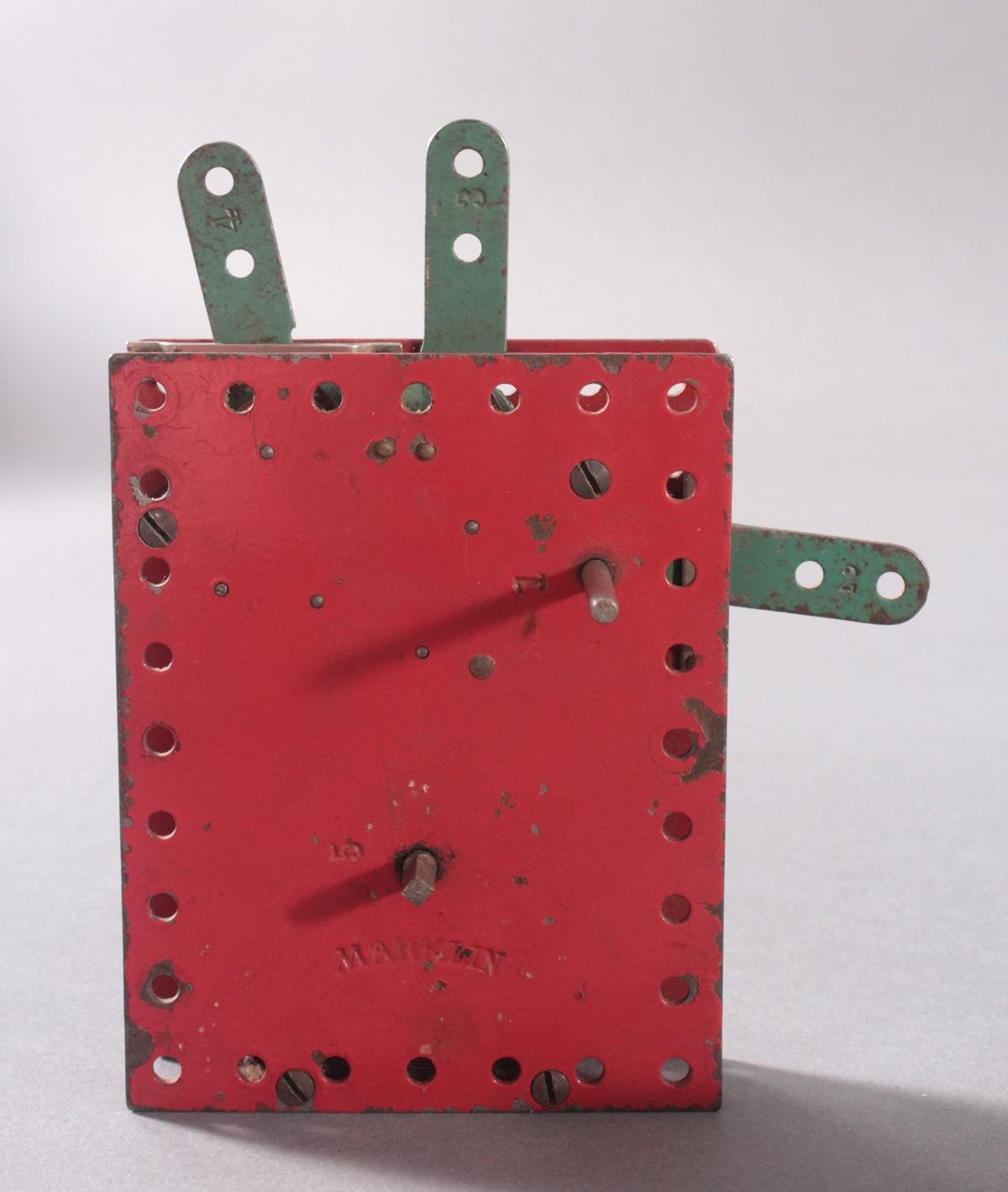 3x Märklin Uhrwerkmotor 201-2