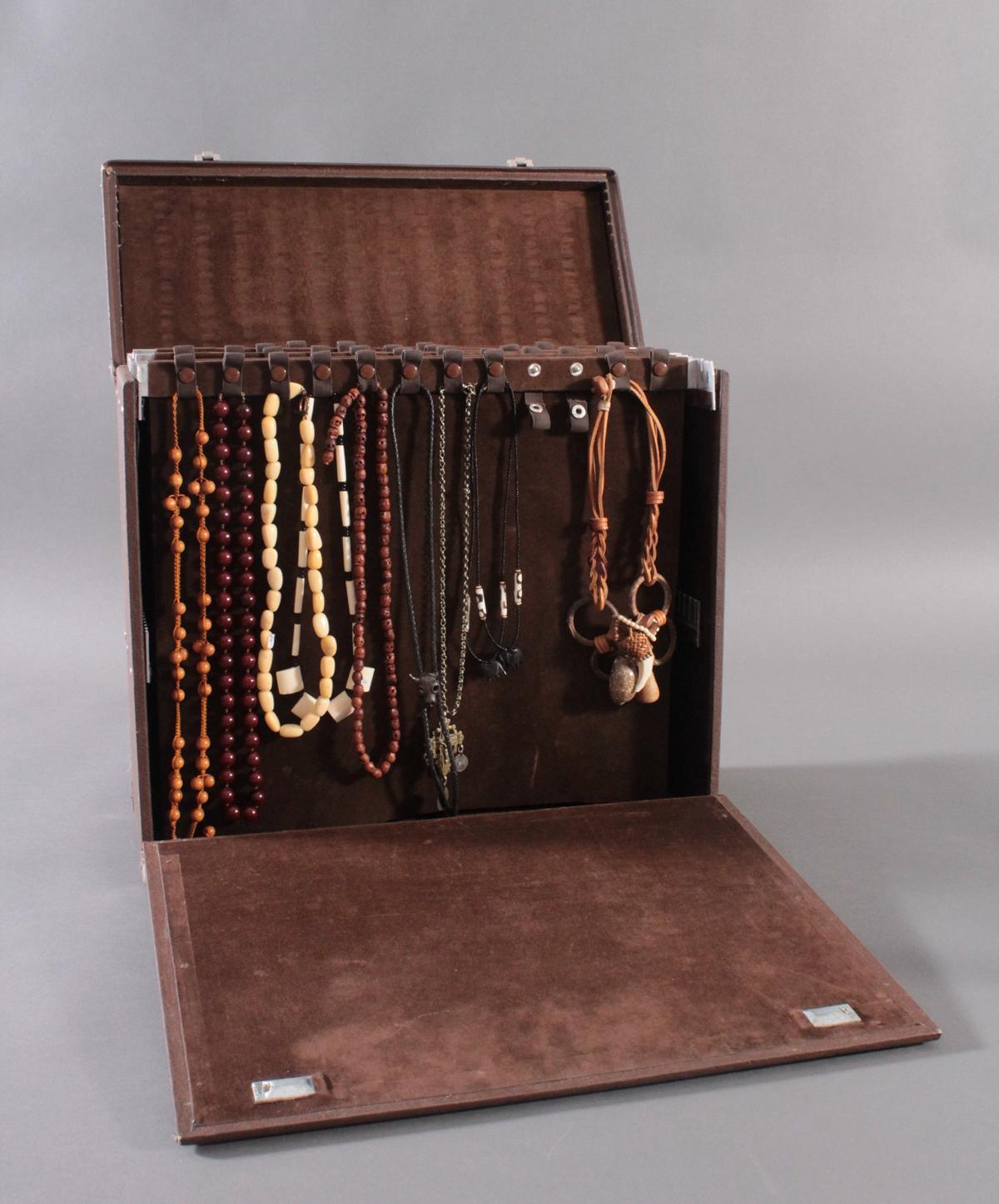 Schmuckkoffer für Halsketten
