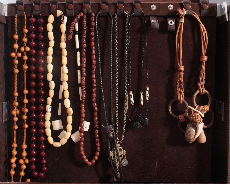 Schmuckkoffer für Halsketten-2