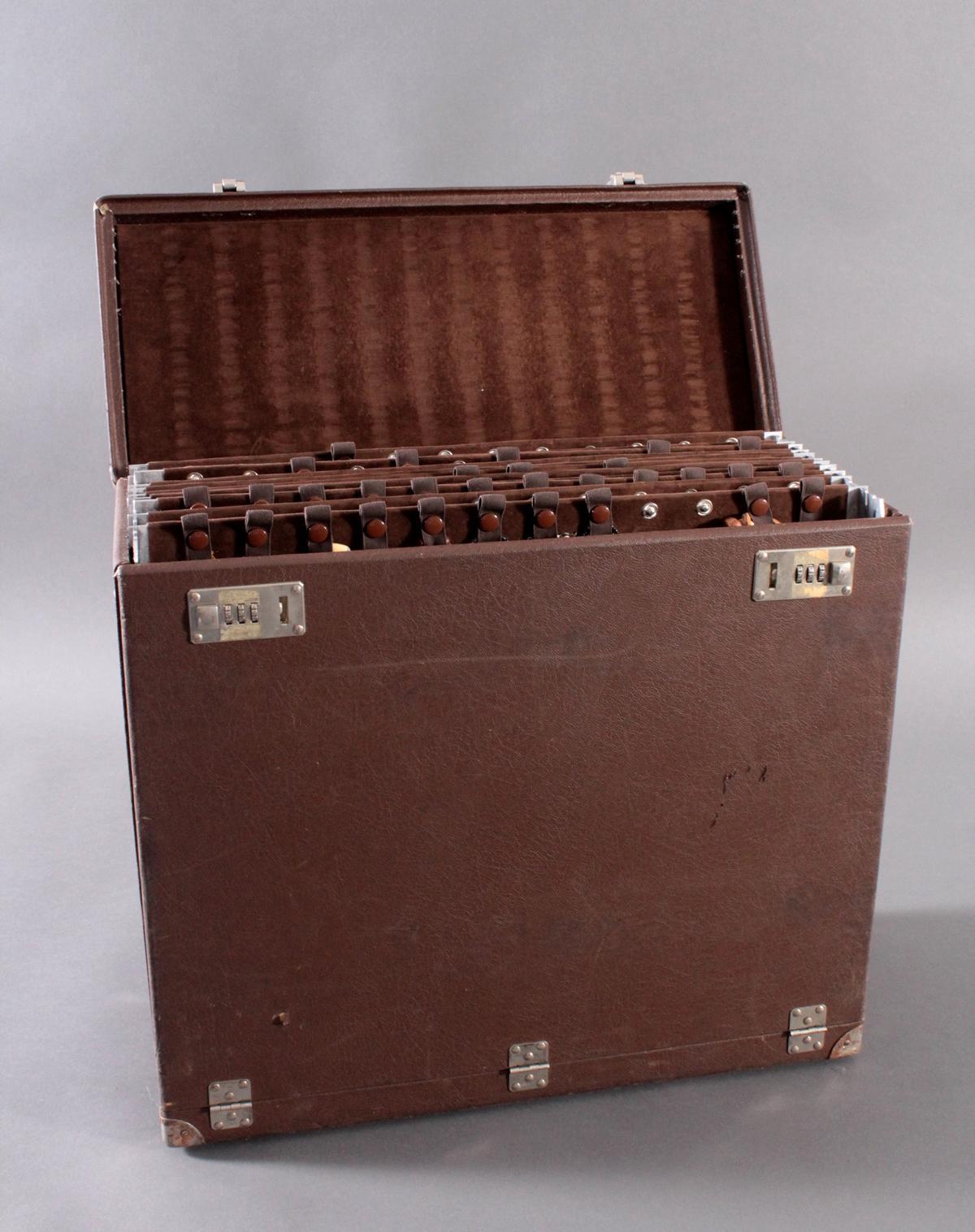 Schmuckkoffer für Halsketten-3