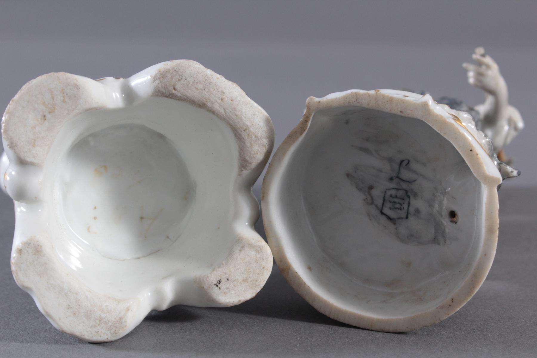 Zwei Porzellanfiguren-6