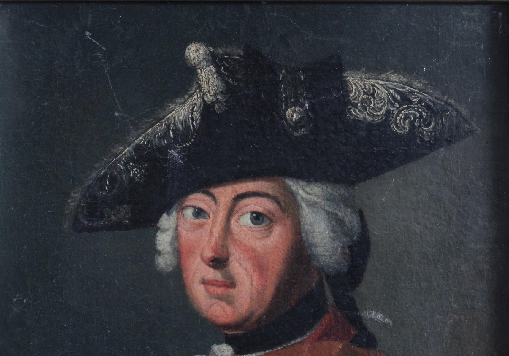 Maler des 18. Jahrhunderts, 'Friedrich der Große-3