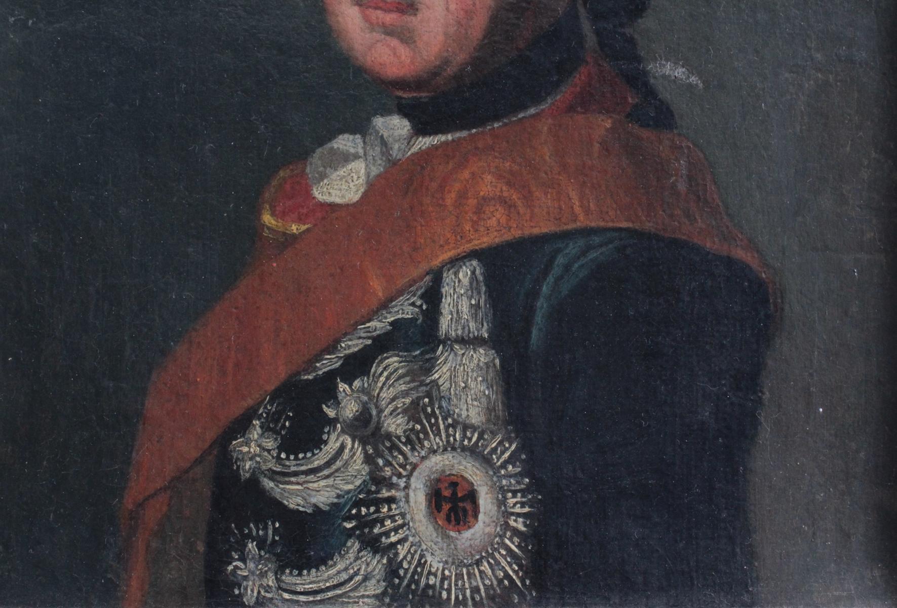 Maler des 18. Jahrhunderts, 'Friedrich der Große-4