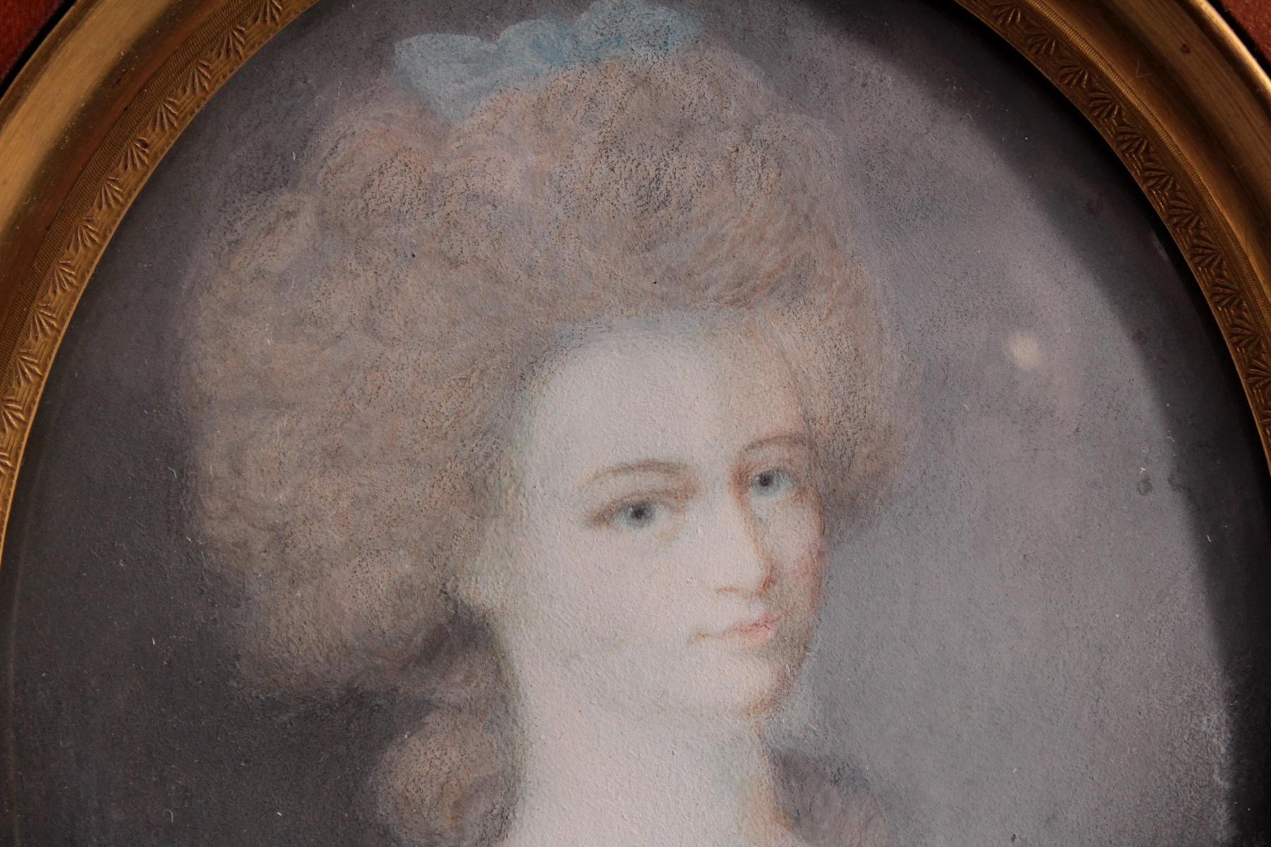 J. Smart. Miniaturmalerei, 18. Jahrhundert-3