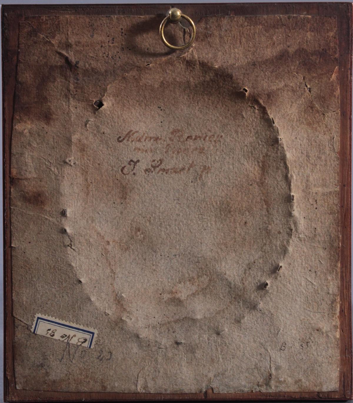 J. Smart. Miniaturmalerei, 18. Jahrhundert-5