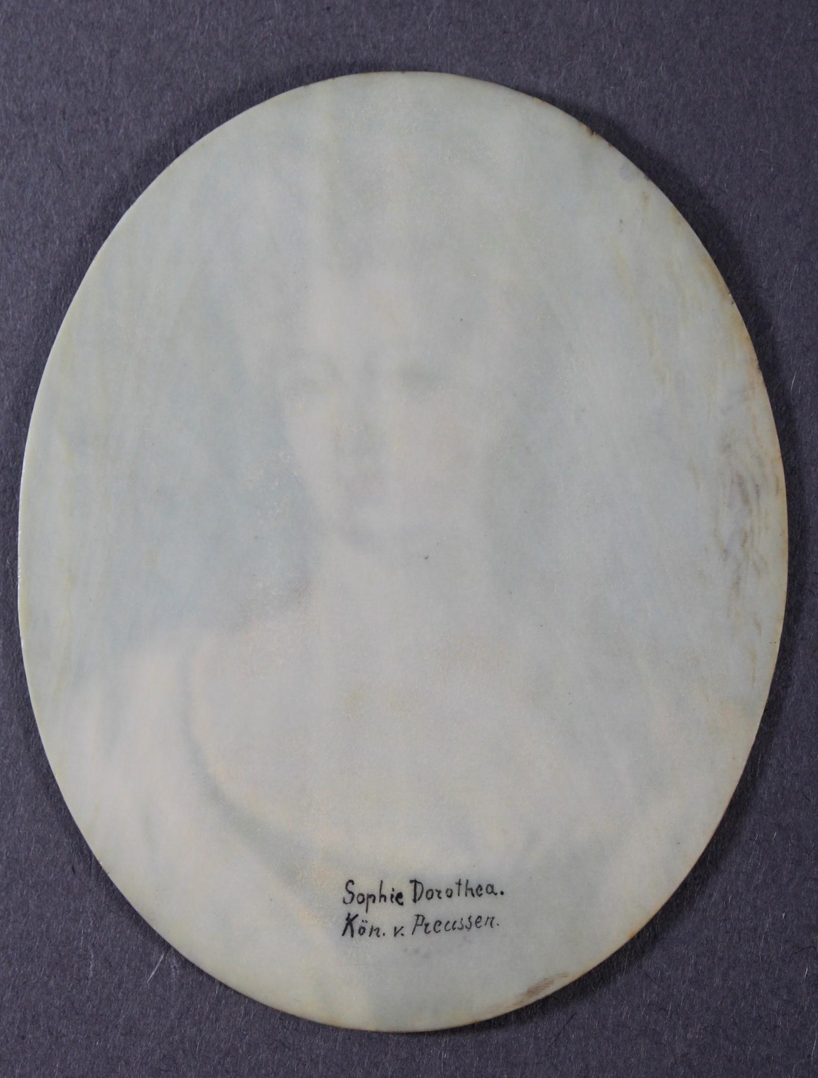 Miniaturportrait des 18. Jahrhunderts-2