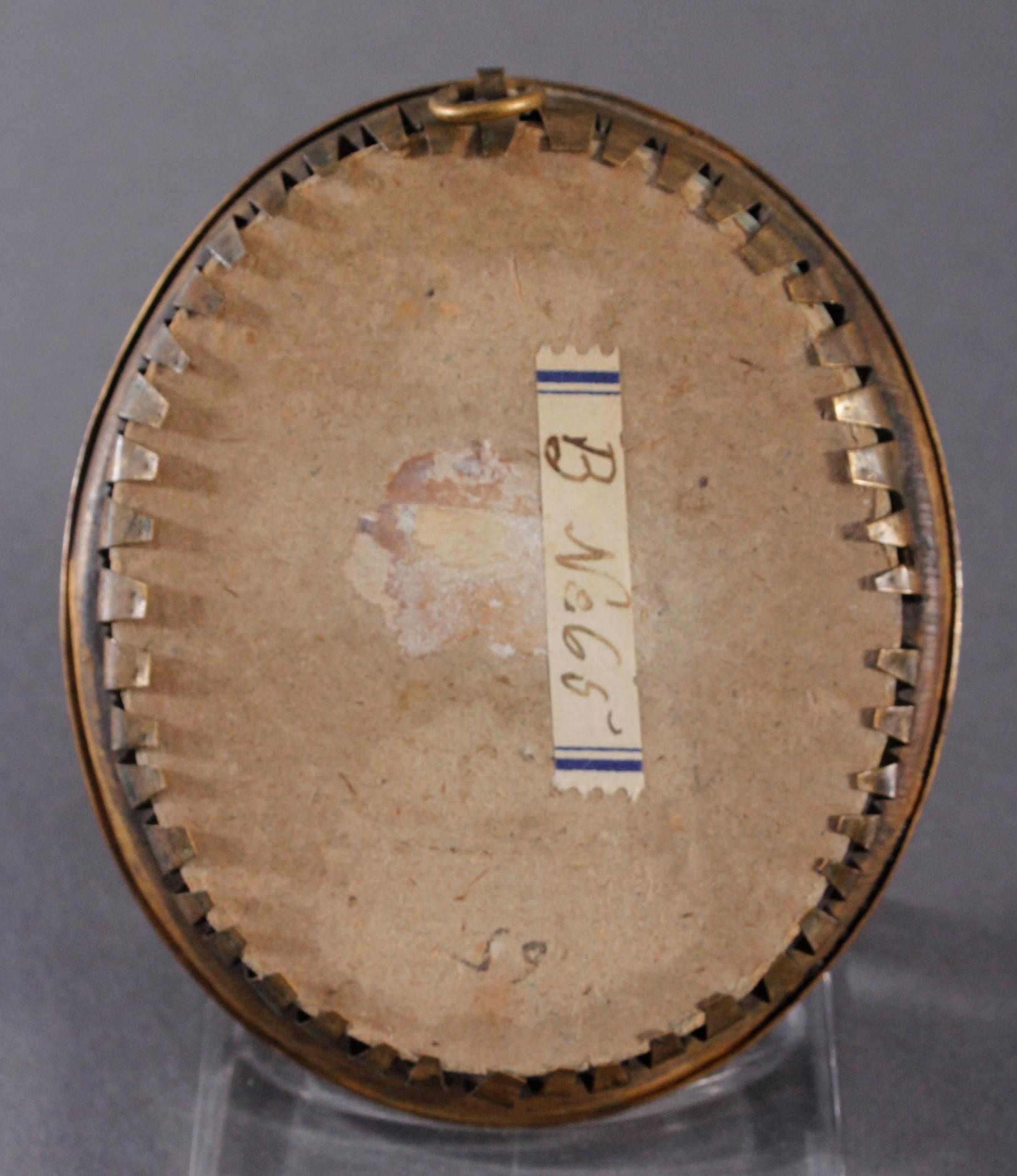 Miniaturportrait des 18. Jahrhunderts-4